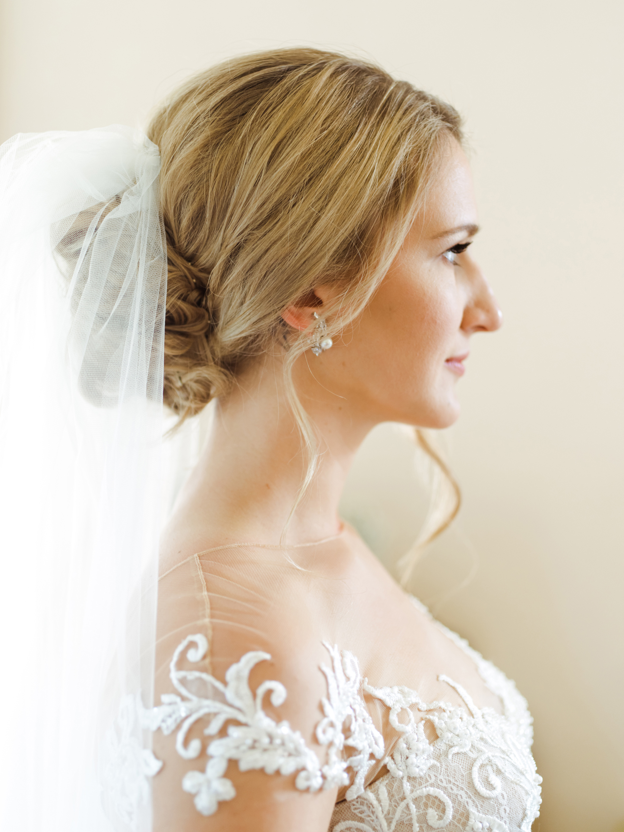 jessika william wedding updo