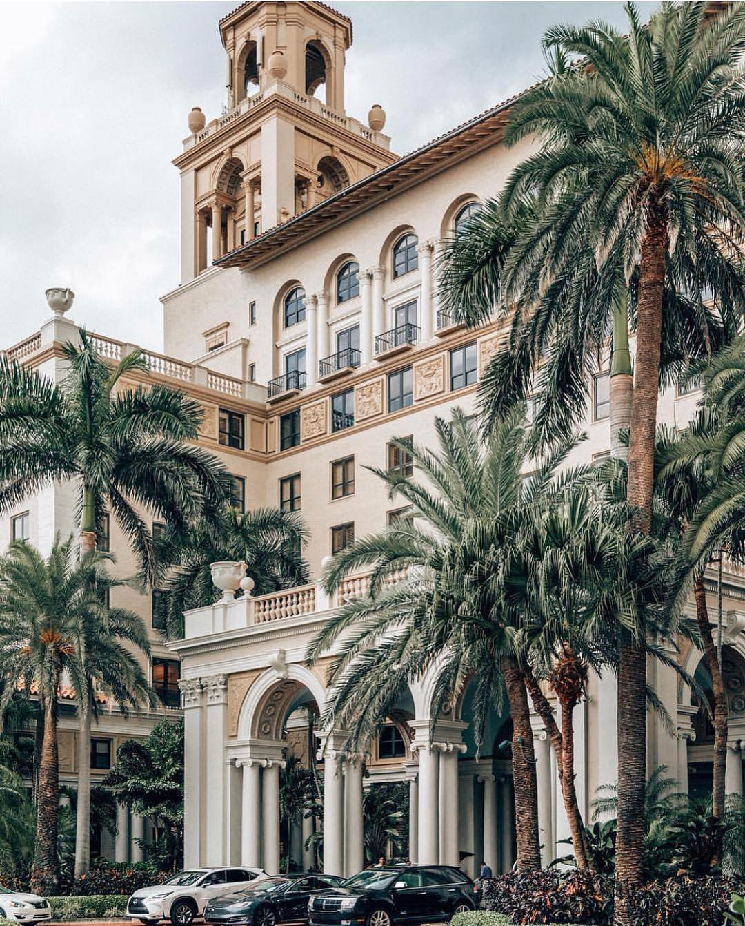the breakers at palm beach exterior