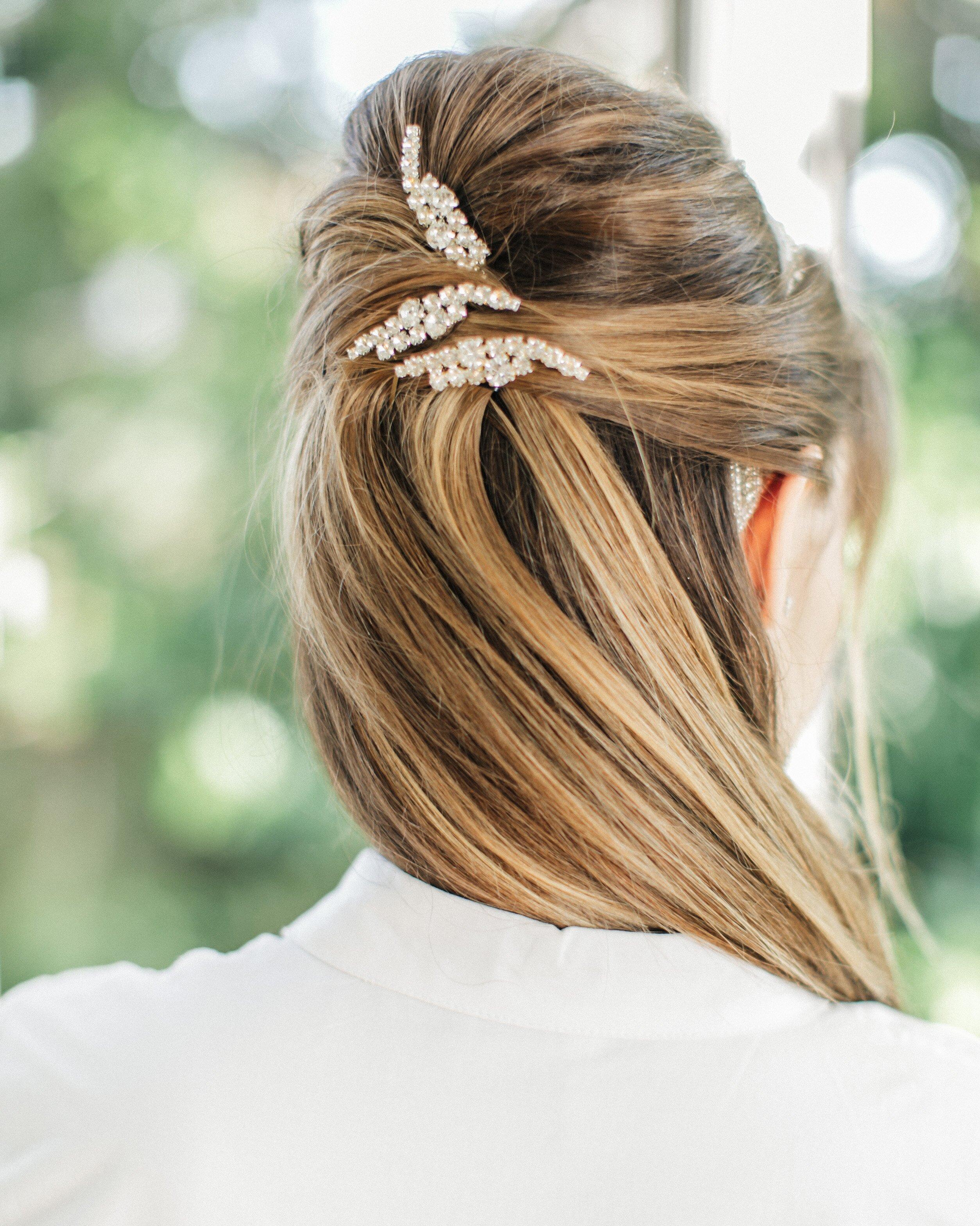 Wedding Guest Hairstyles For Every Season Martha Stewart