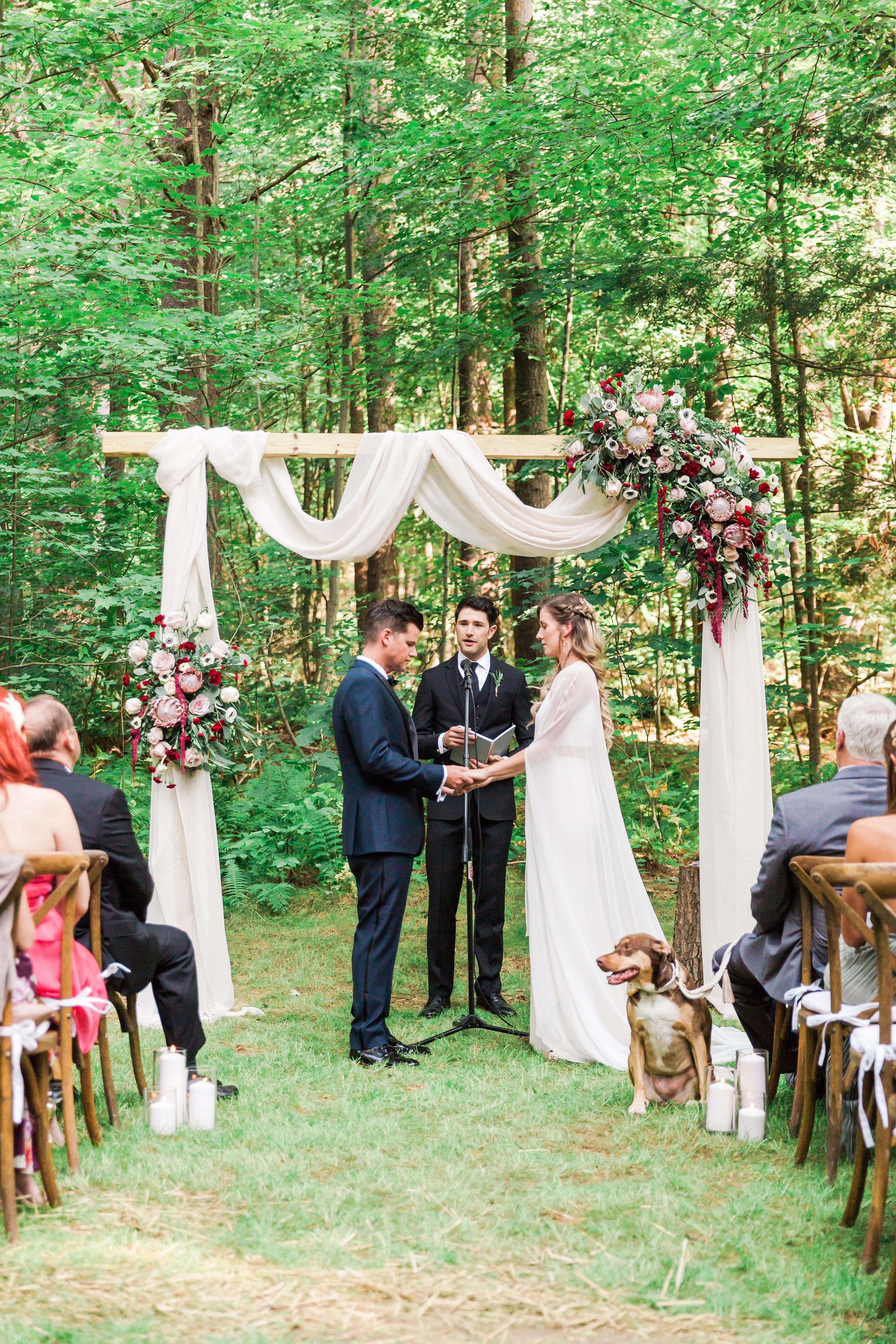 vanessa steven wedding ceremony vows