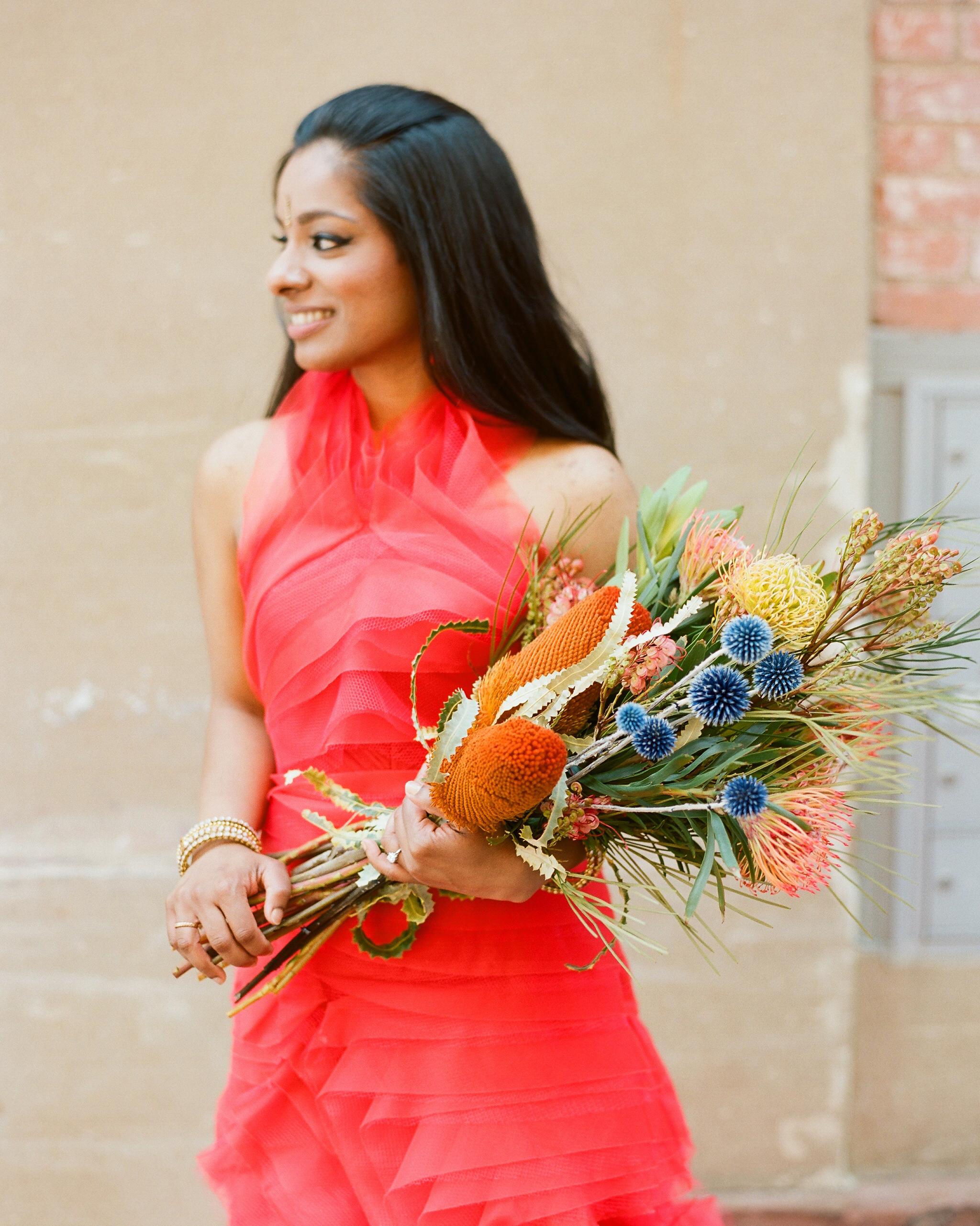 16 Awesome Nontraditional Wedding Dresses Martha Stewart Weddings