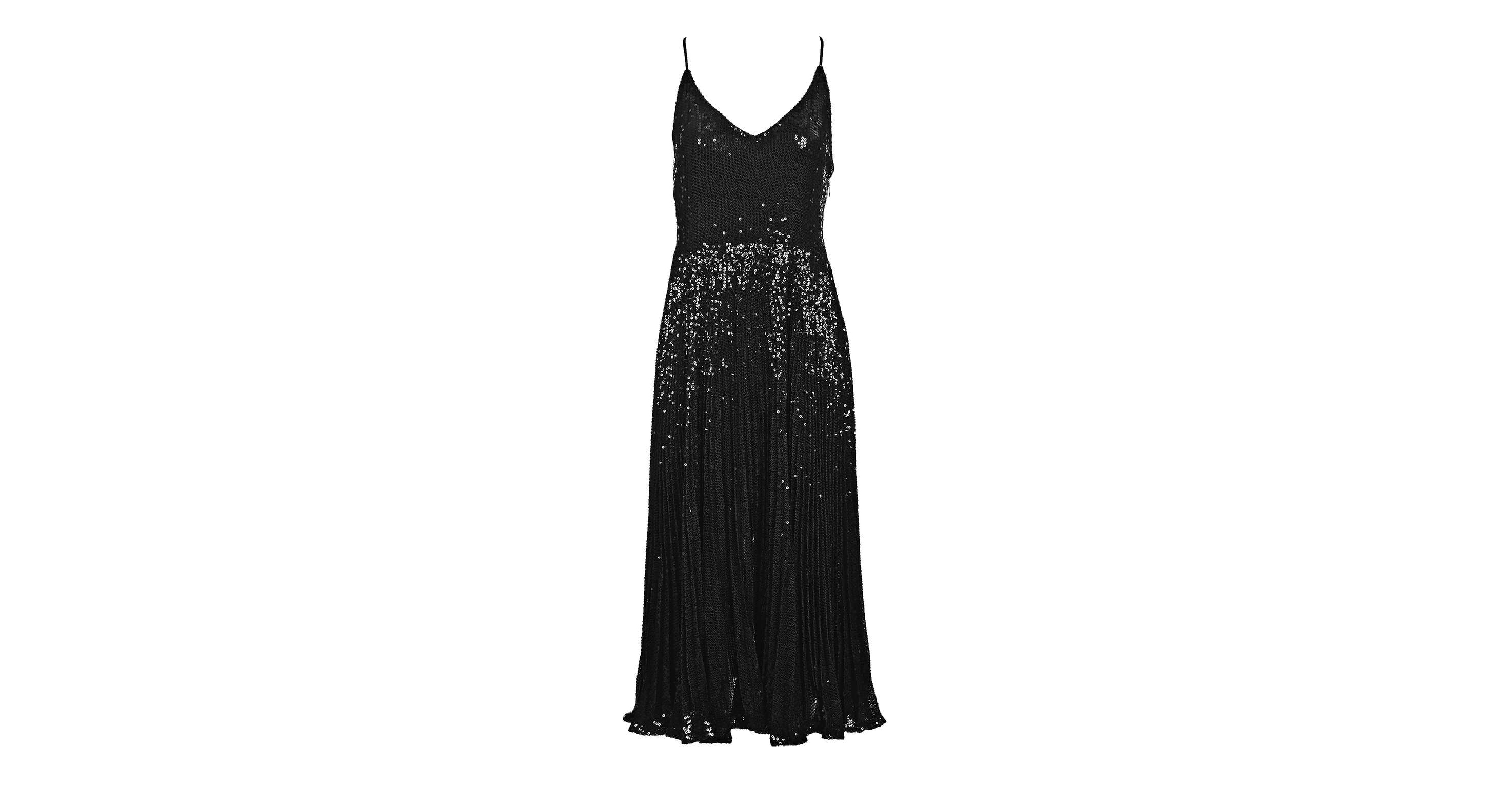 engagement party dress topshop sequins pleated