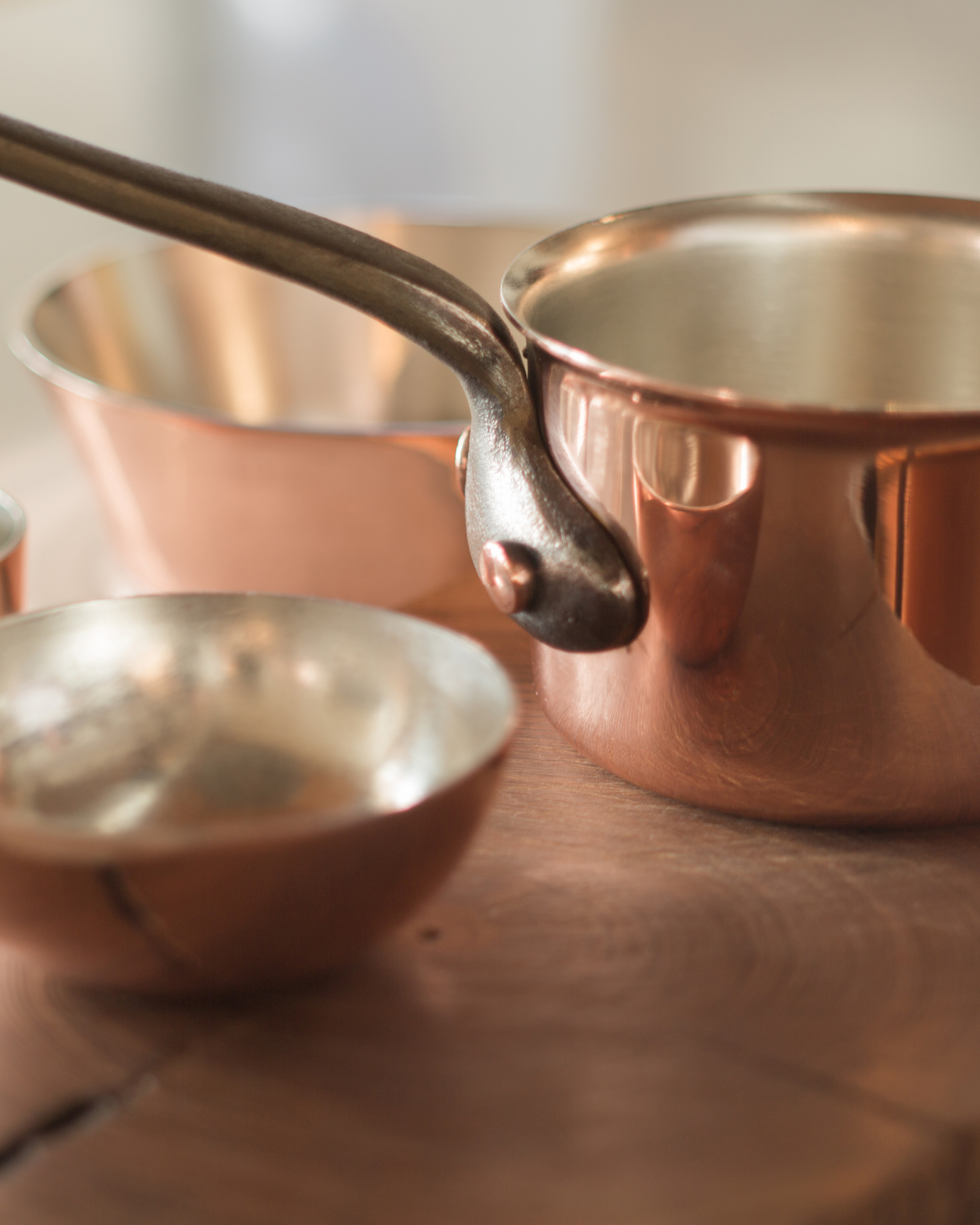 Duparquet Copper Cookware