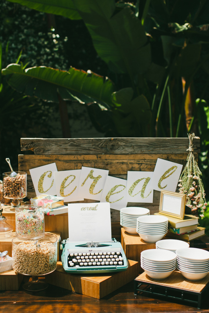 wedding food bars onelove photography