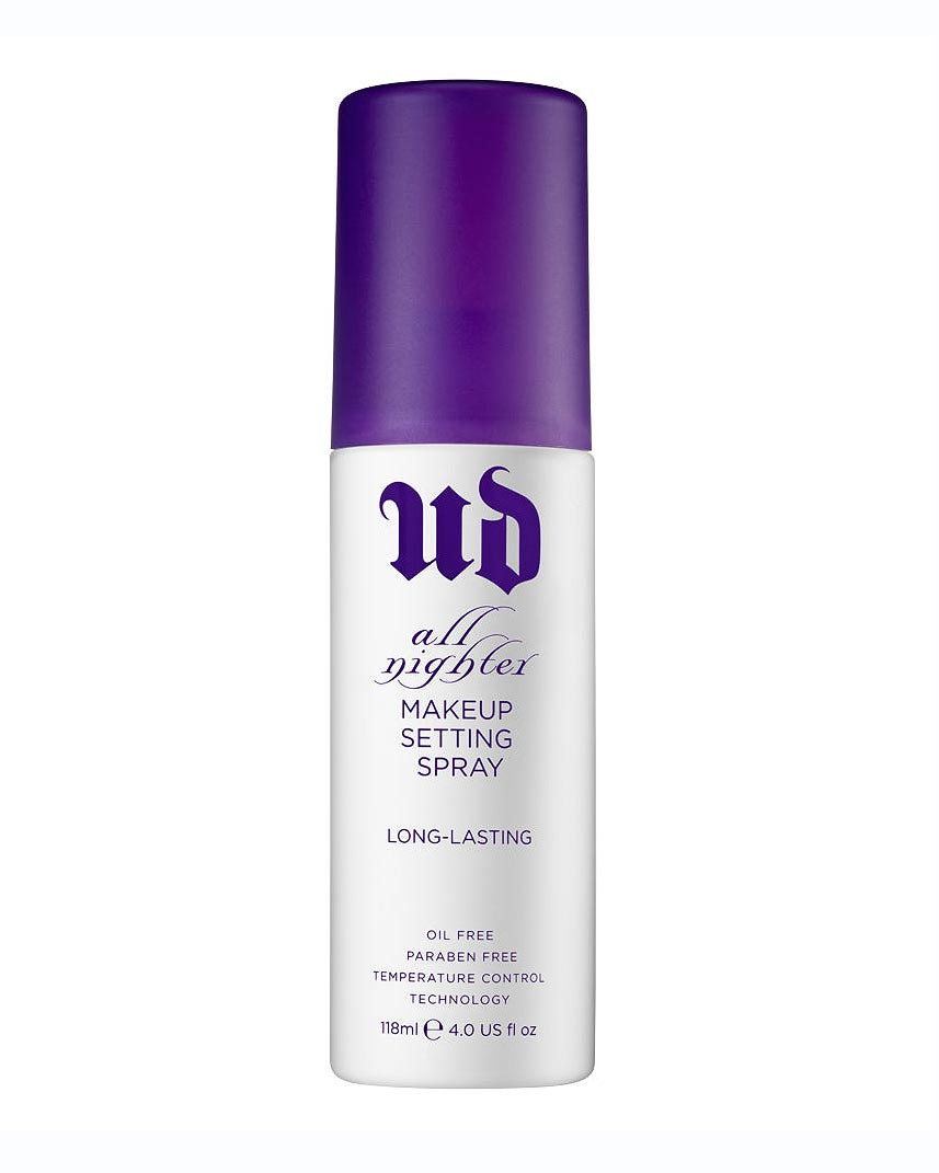 Super Setting Spray: Urban Decay All Nighter Makeup Setting Spray