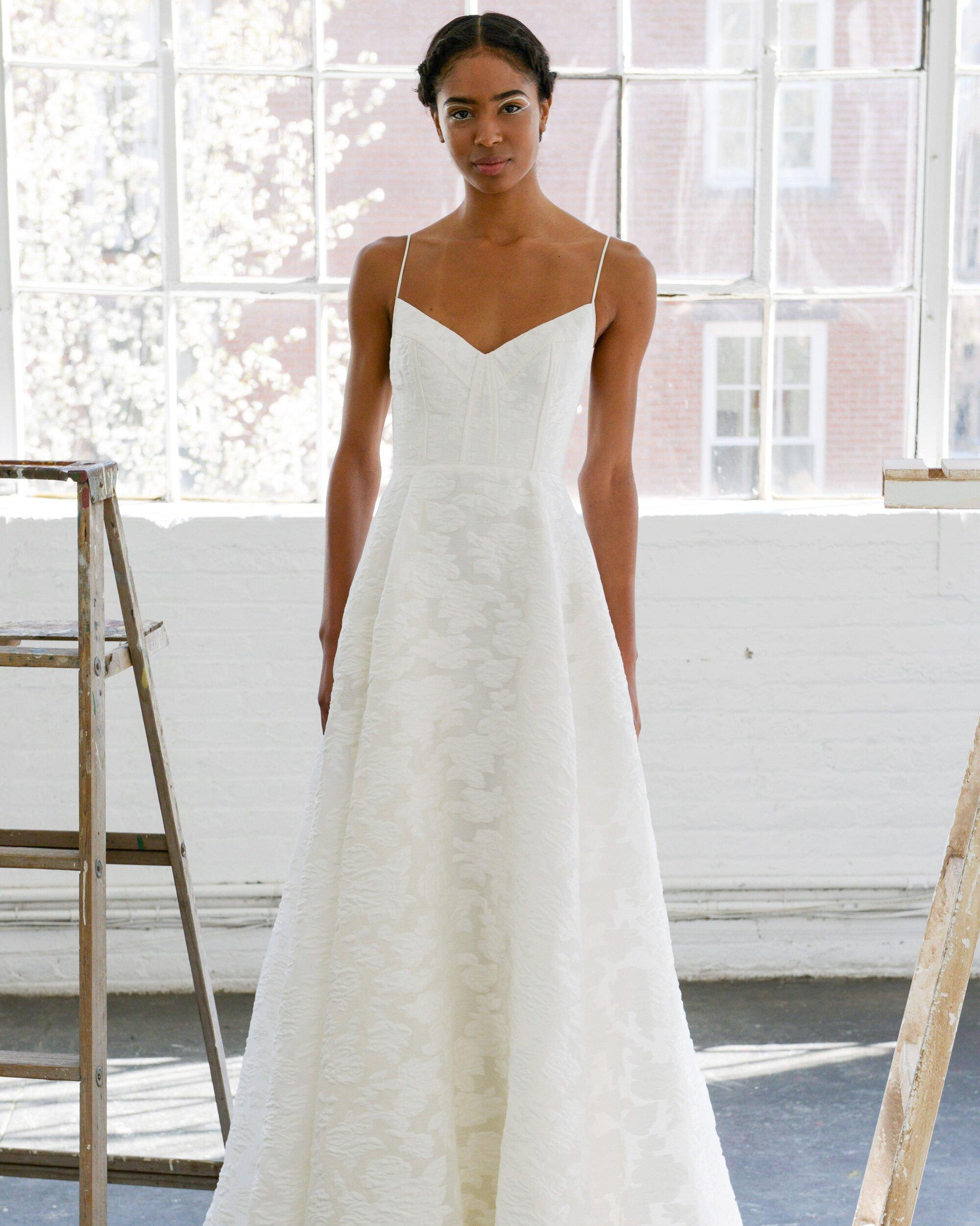 Lela Rose Spring 2017 Wedding Dress