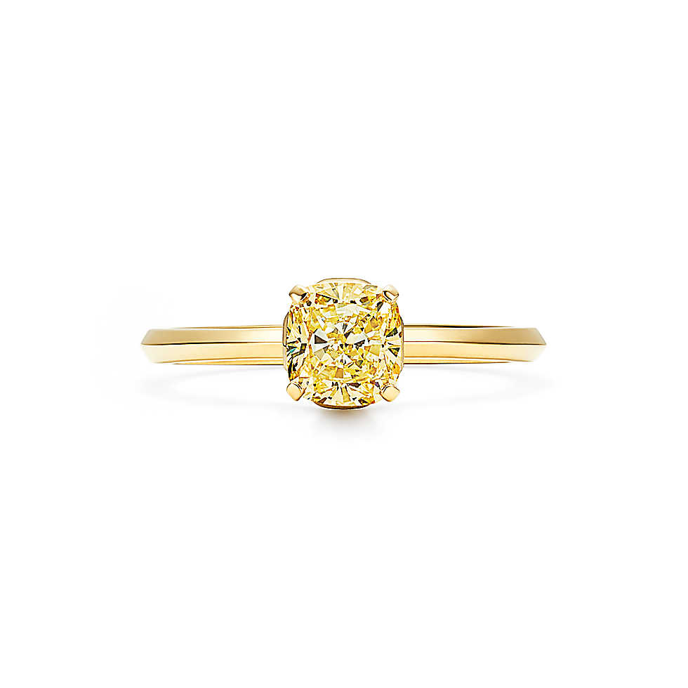 18-Karat Yellow Gold Ring