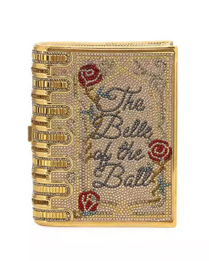 """Judith Leiber Couture """"Disney's Beauty and the Beast"""" Clutch"""