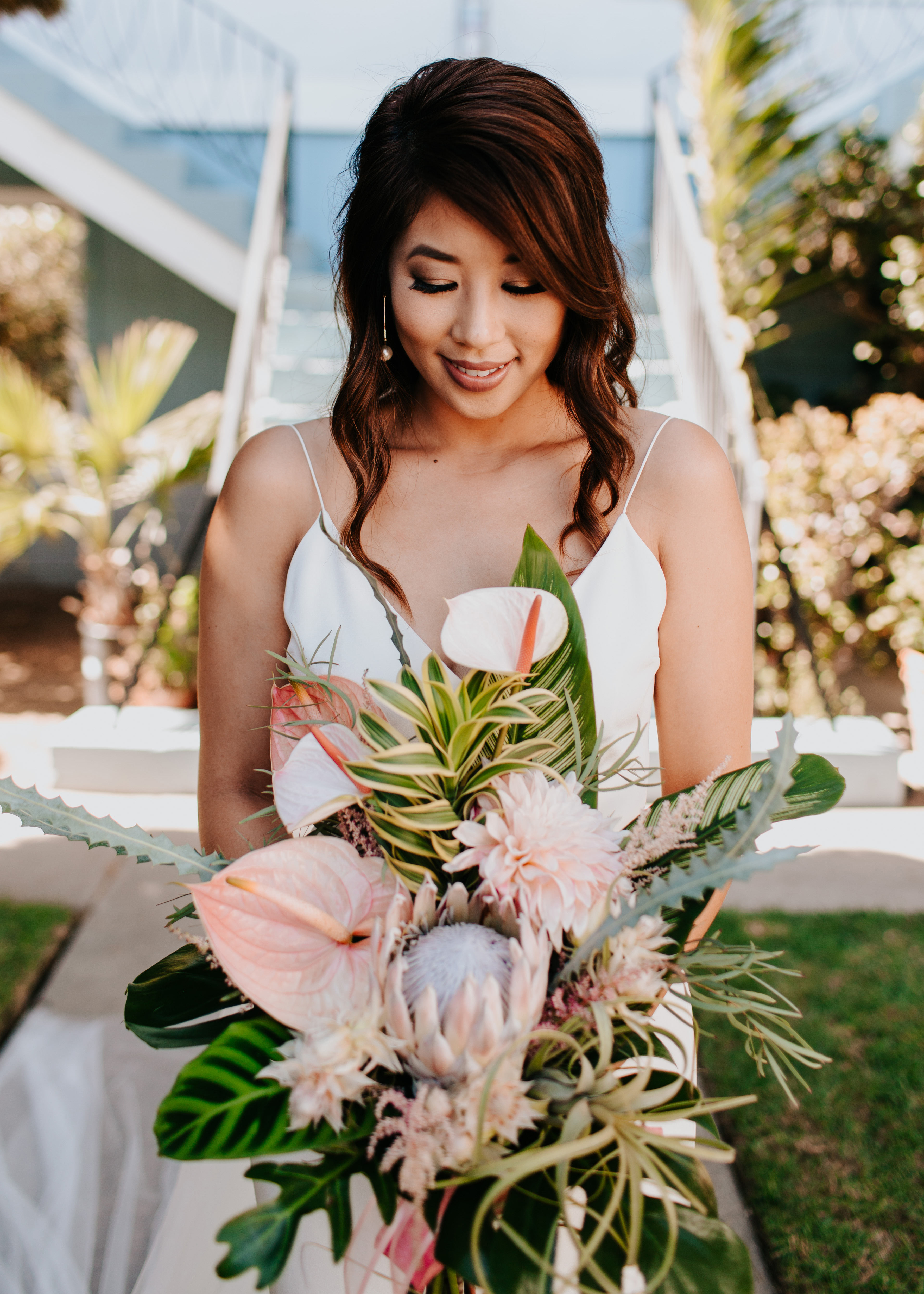protea wedding bouquets alexandria monette king protea