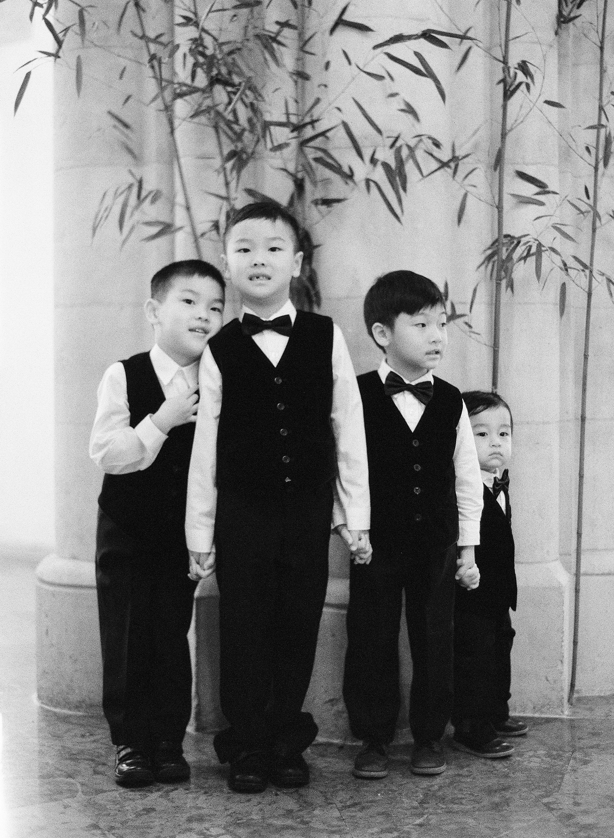 diana alex wedding boys
