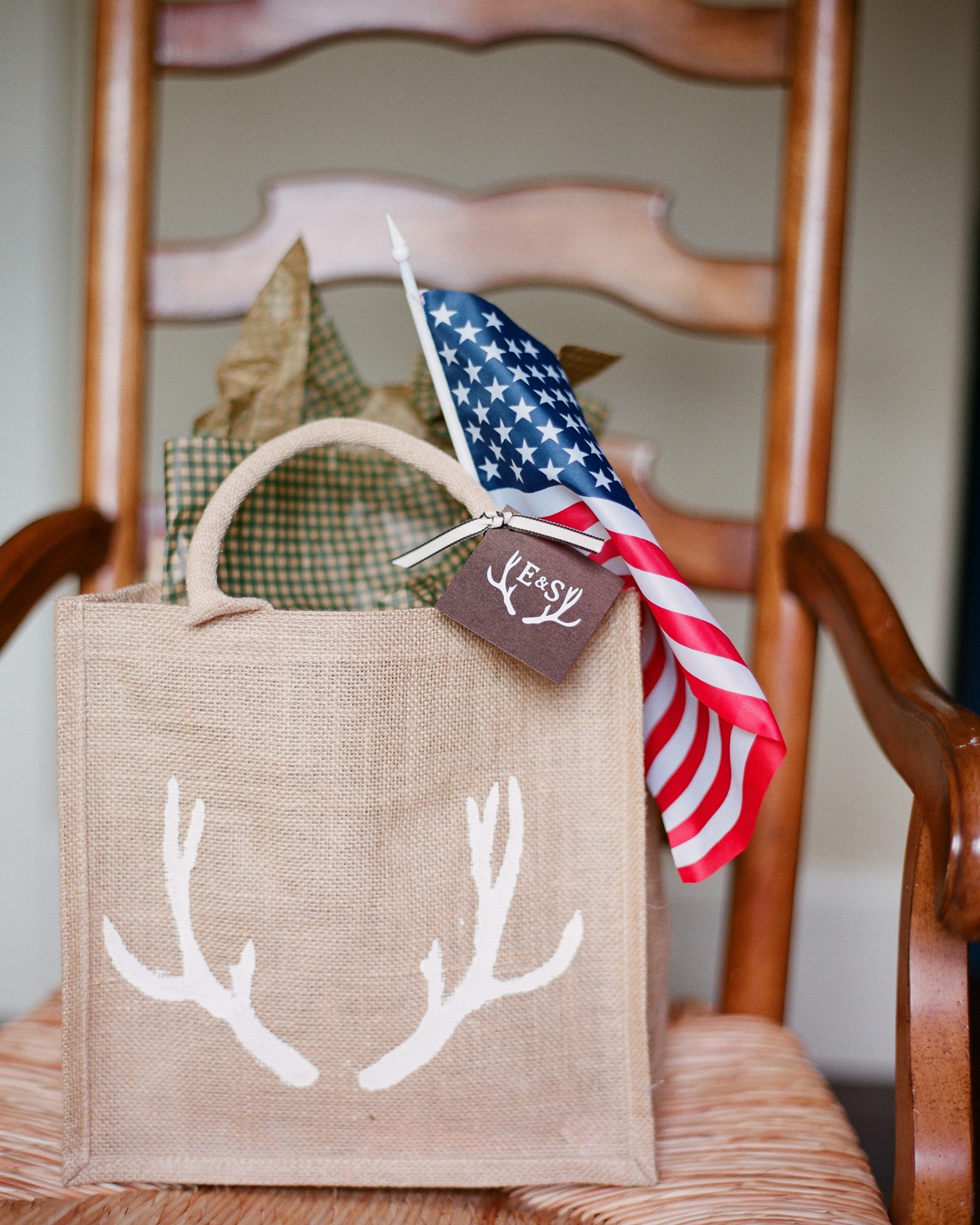Patriotic Welcome Bag