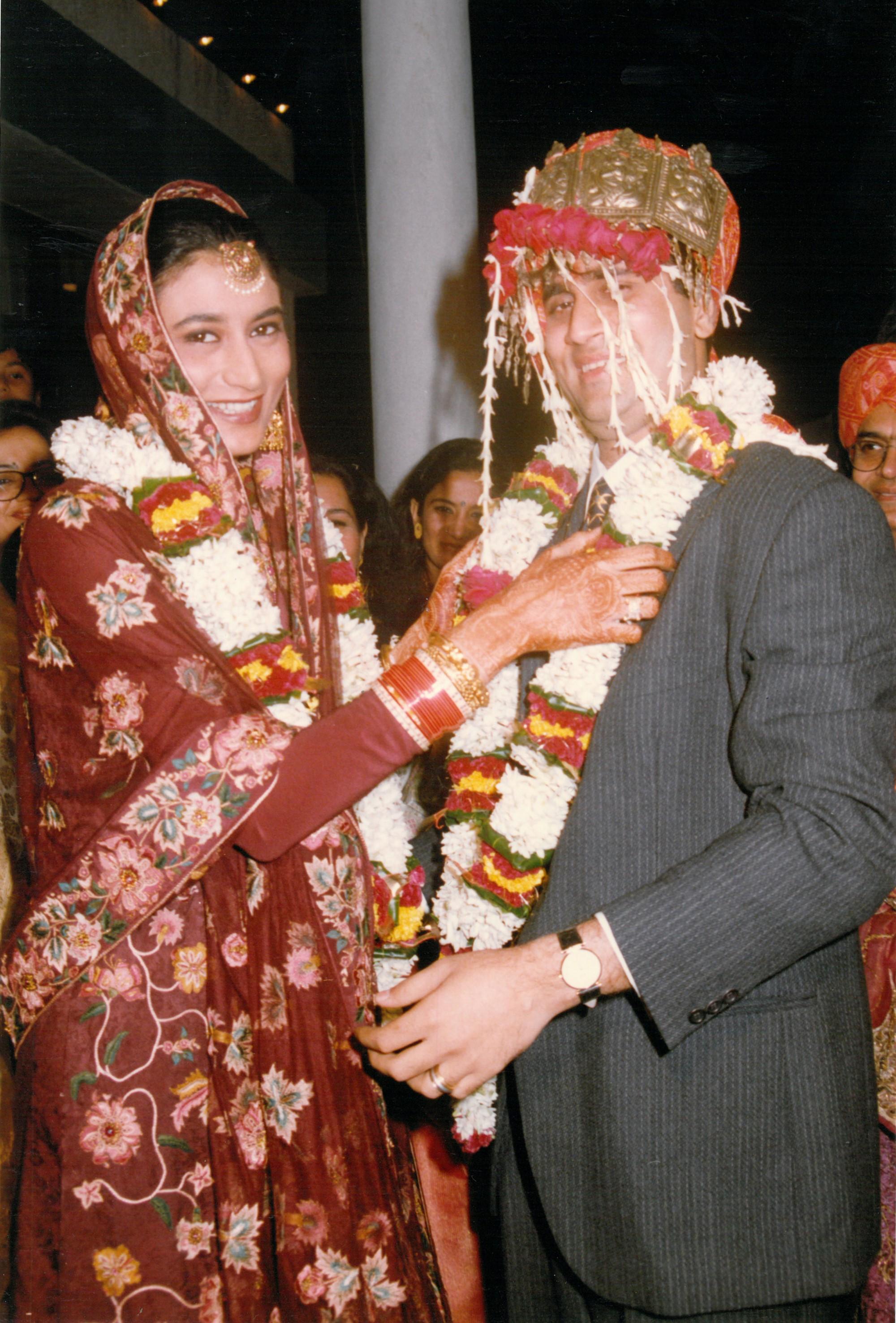 Sachin & Babi Wedding Photo