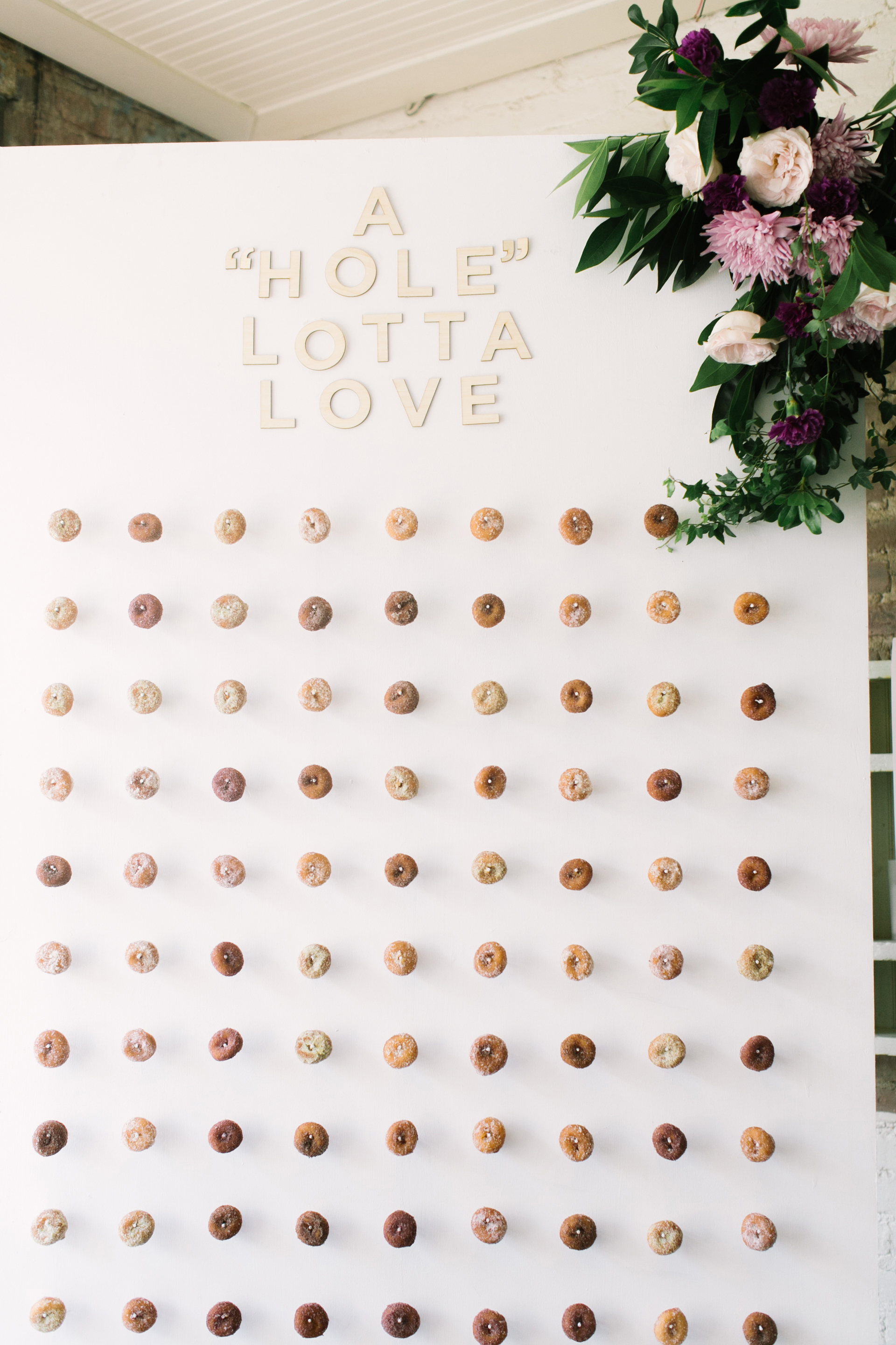 wedding donuts alea lovely