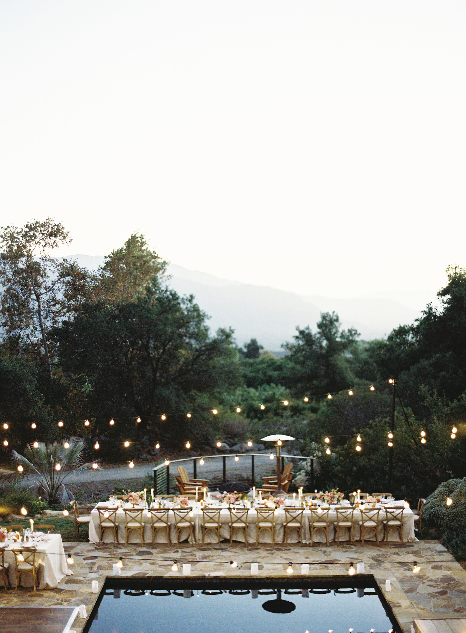 30 Fun Ideas For A Poolside Wedding Martha Stewart Weddings
