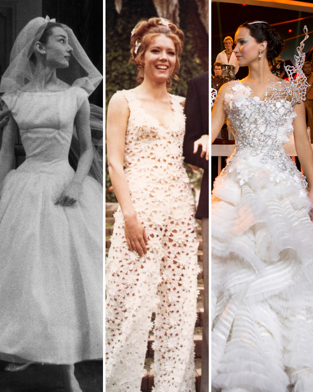 Most Popular Bridesmaid Dress: The Most Iconic Movie Wedding Dresses Of All Time
