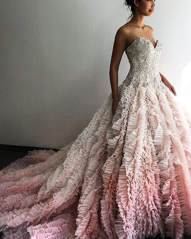 instagram-photos-chicago-bridal-market-ysamakino-pink-ombre-wedding-gown-0716.jpg