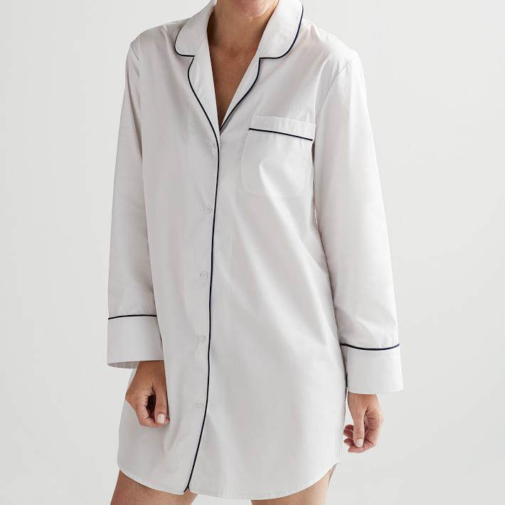 bridesmaid robe alternatives mark and graham sleep shirt