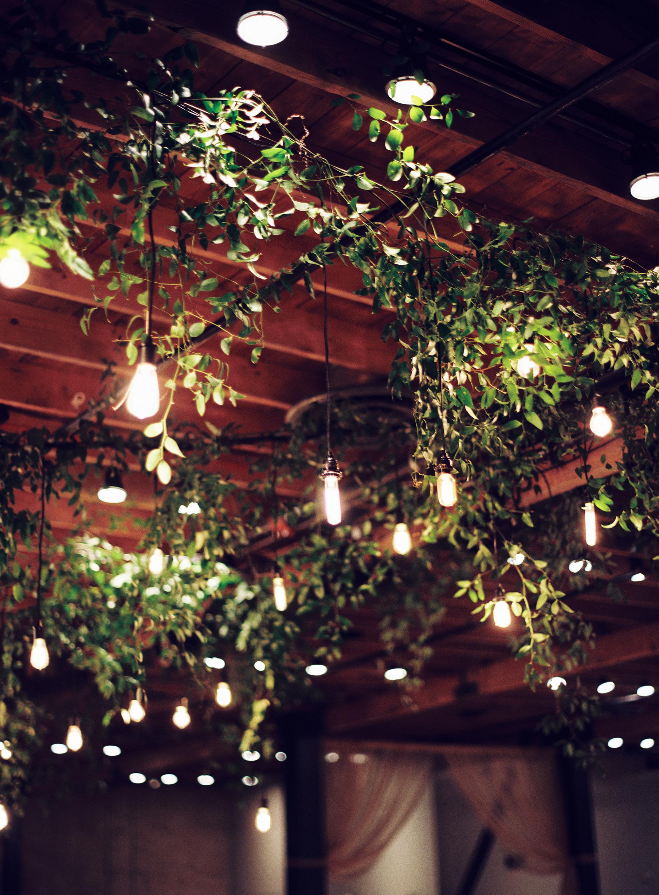 afton travers wedding installation