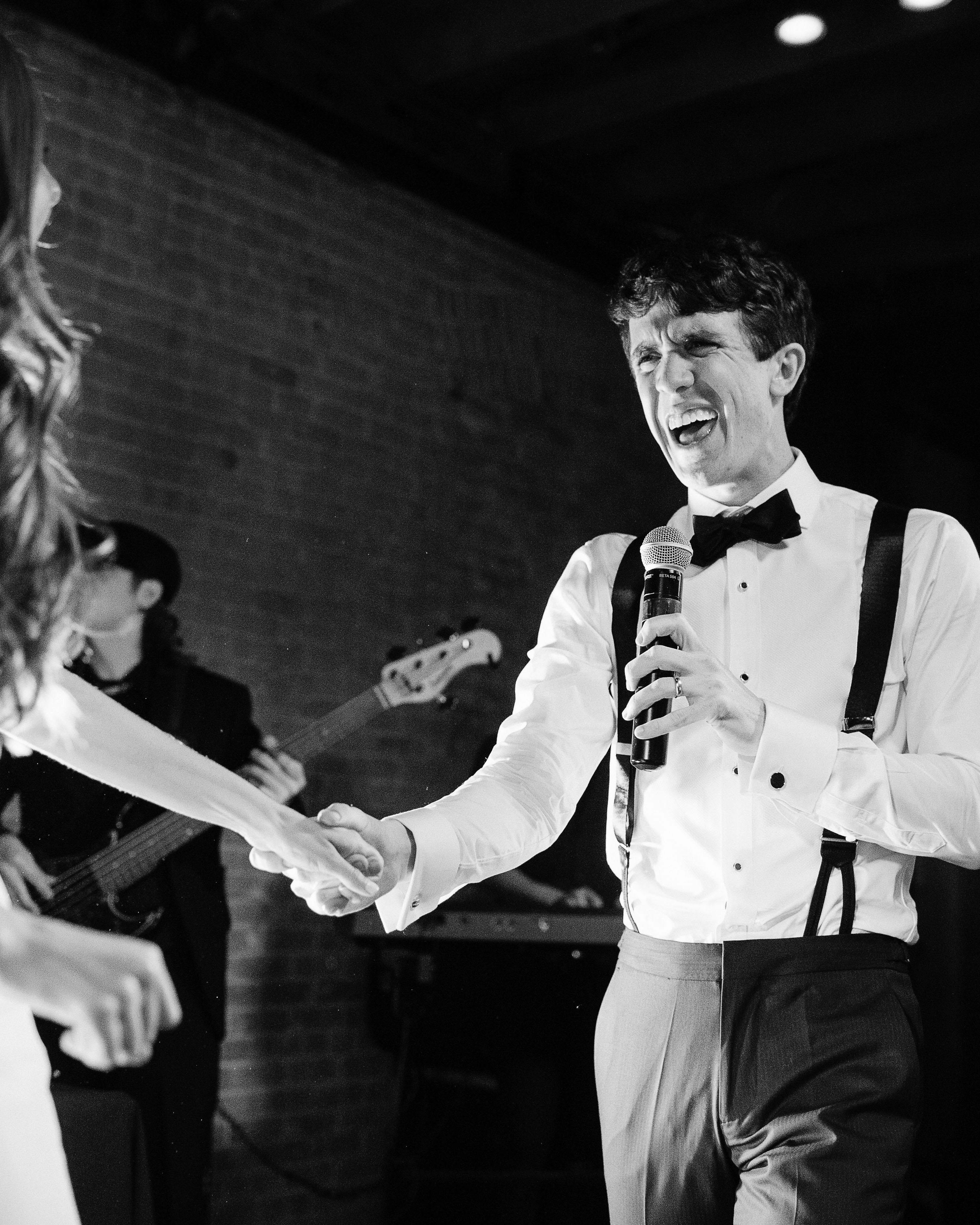 afton travers wedding serenade