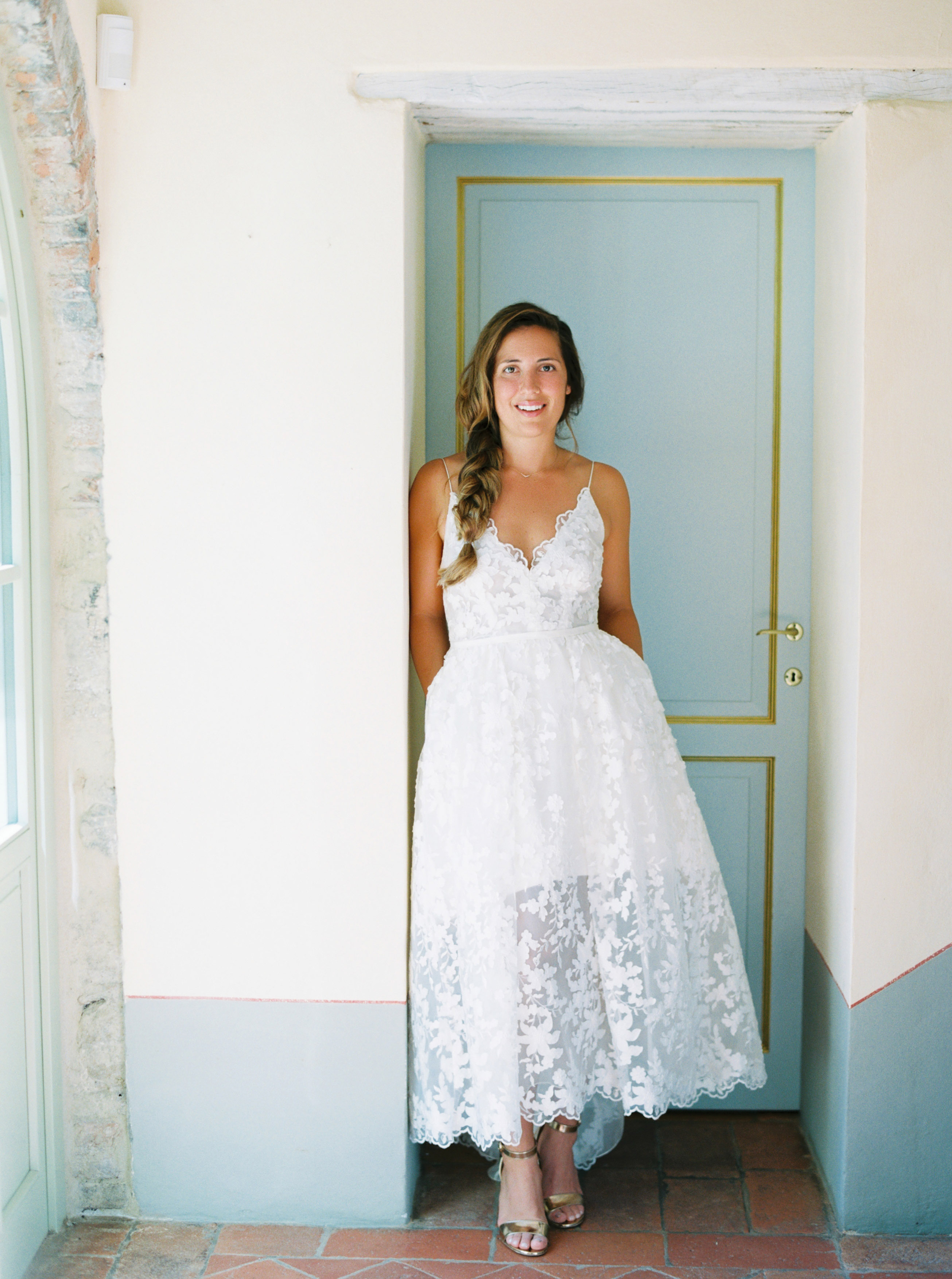 leila joel wedding bride