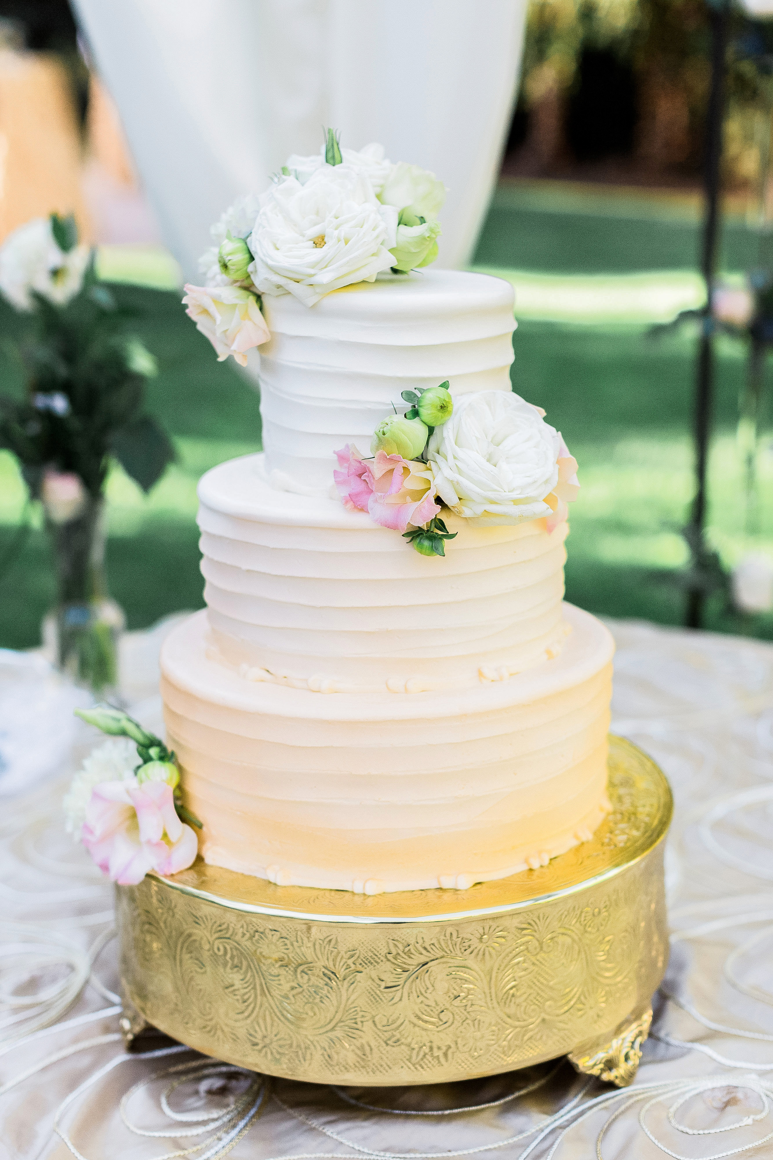 ombre cakes tre creative