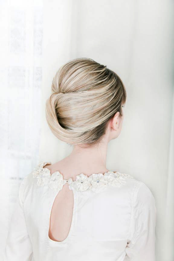 Lock and Key Updo