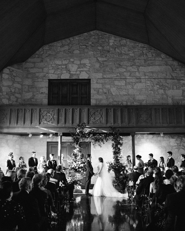 samantha michael wedding ceremony