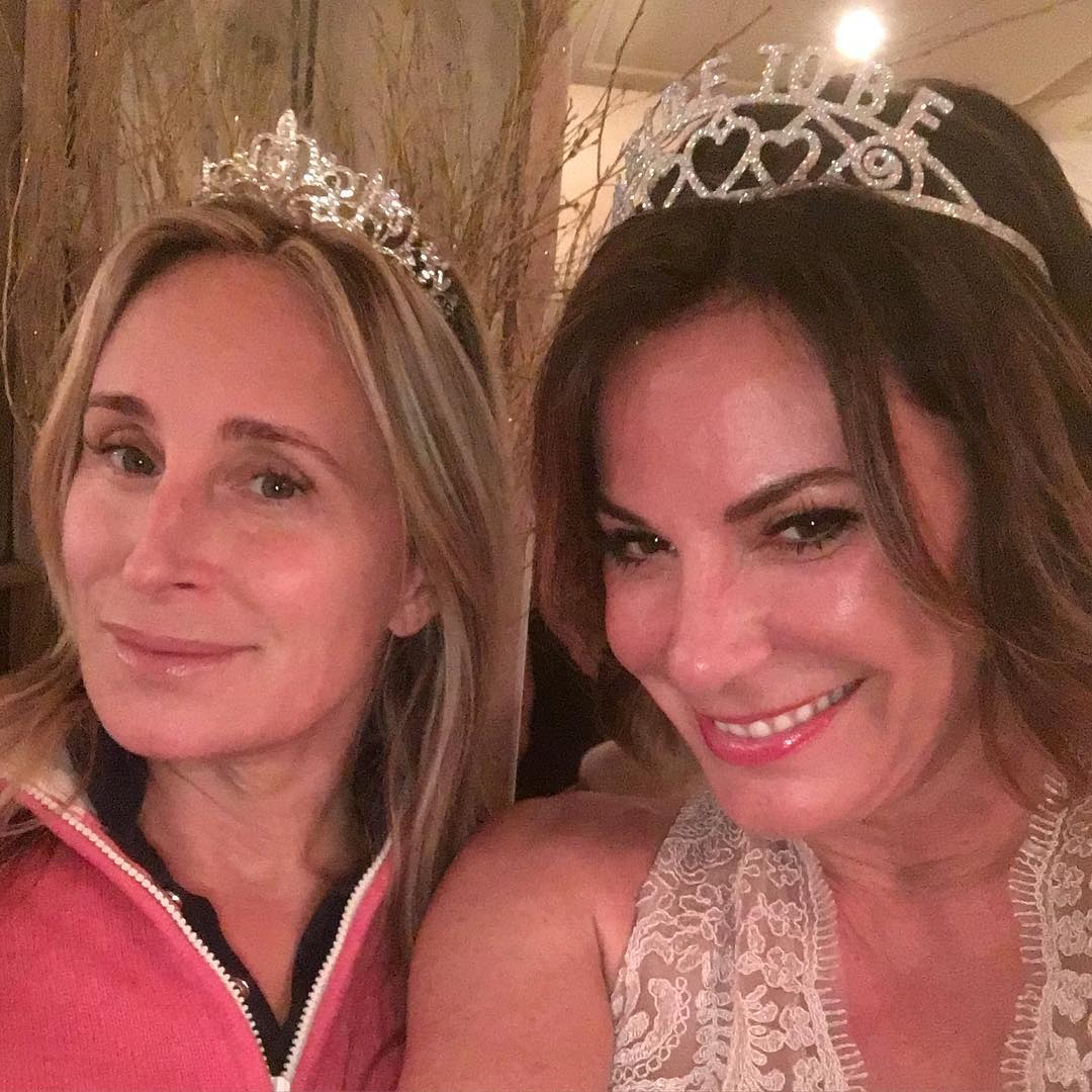 LuAnn de Lesseps Bridal Shower