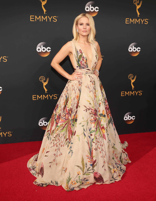 Kristen Bell Emmy Awards 2016