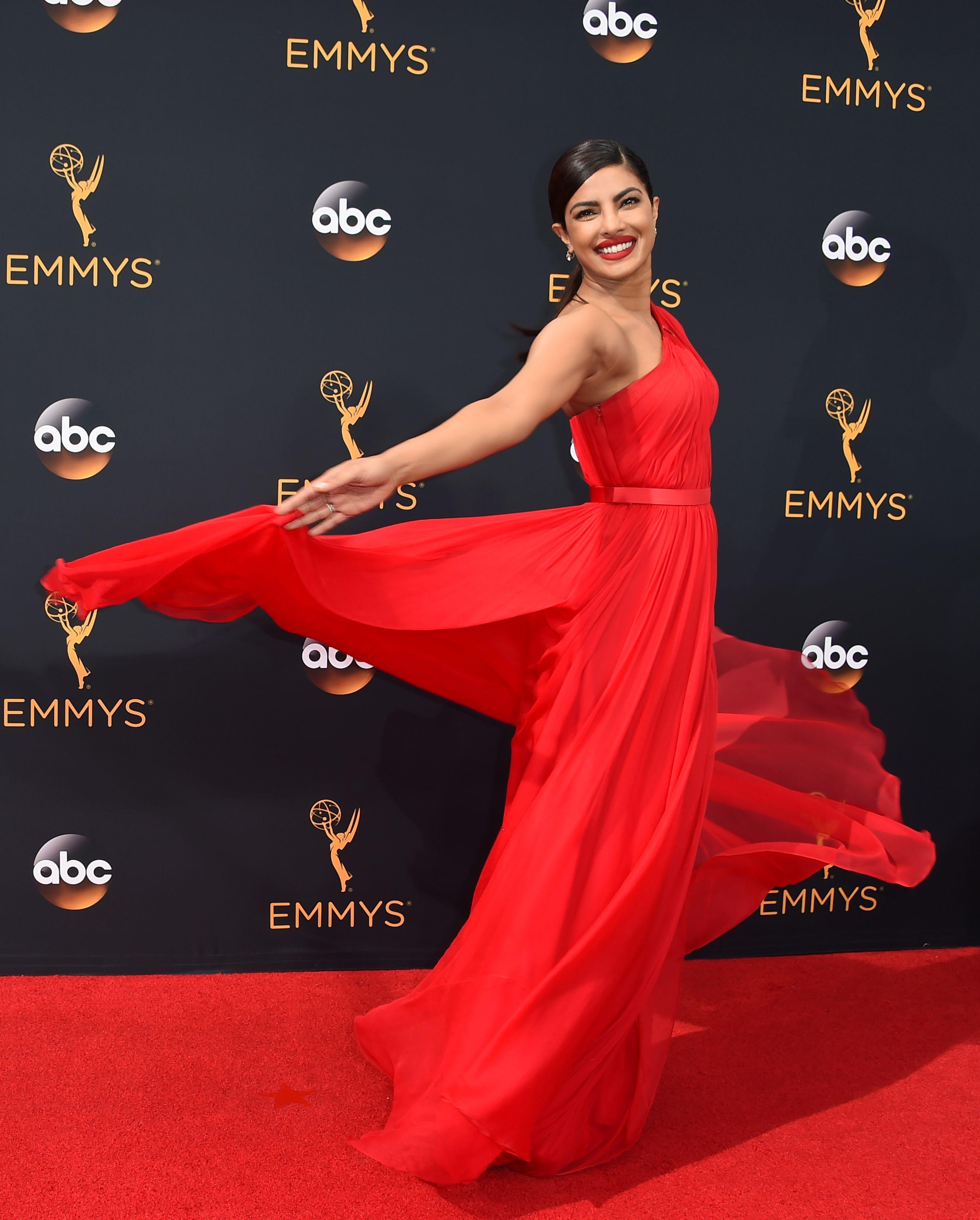 Priyanka Chopra Emmy Awards 2016