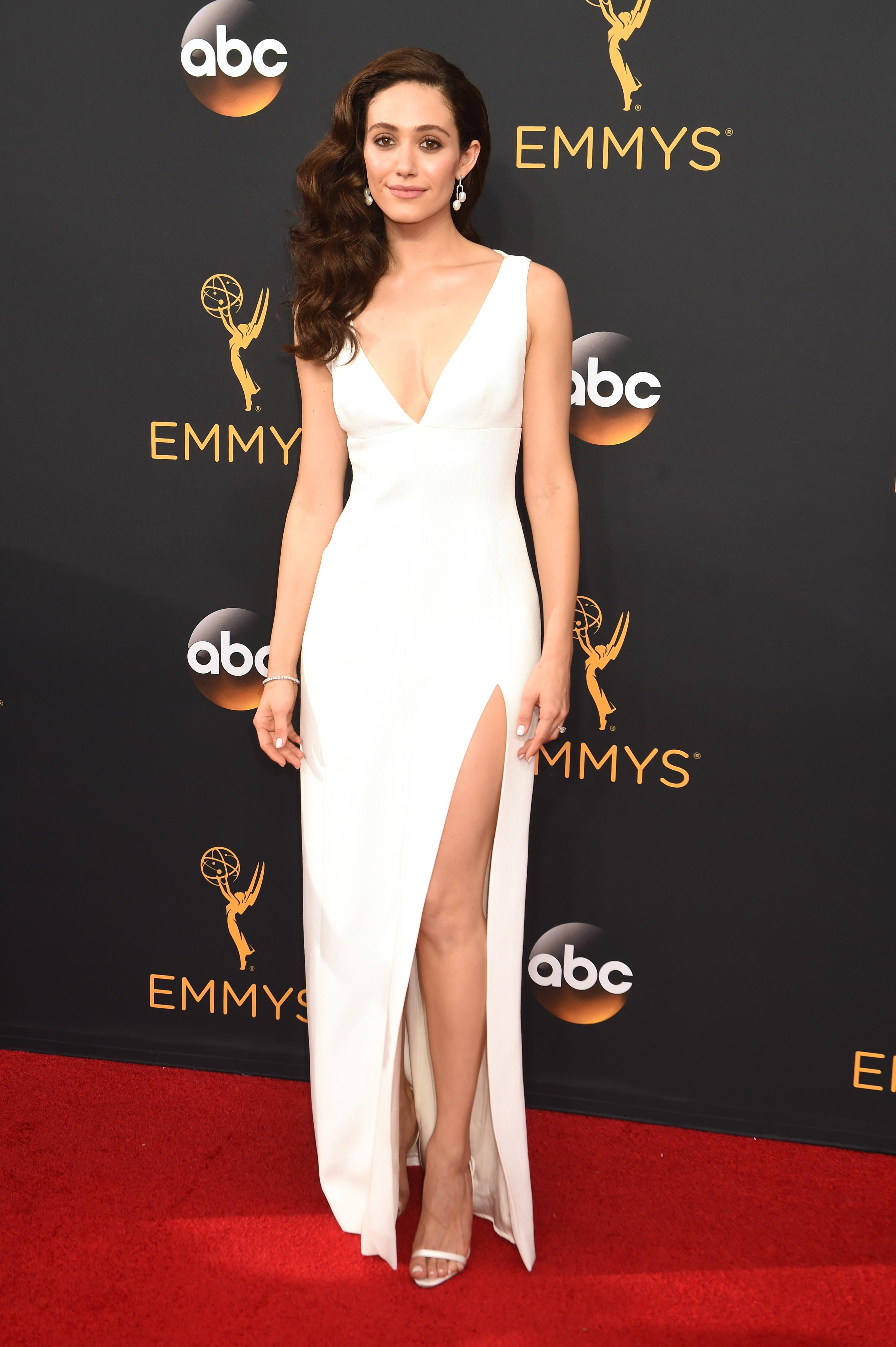 Emmy Rossum Emmy Awards 2016