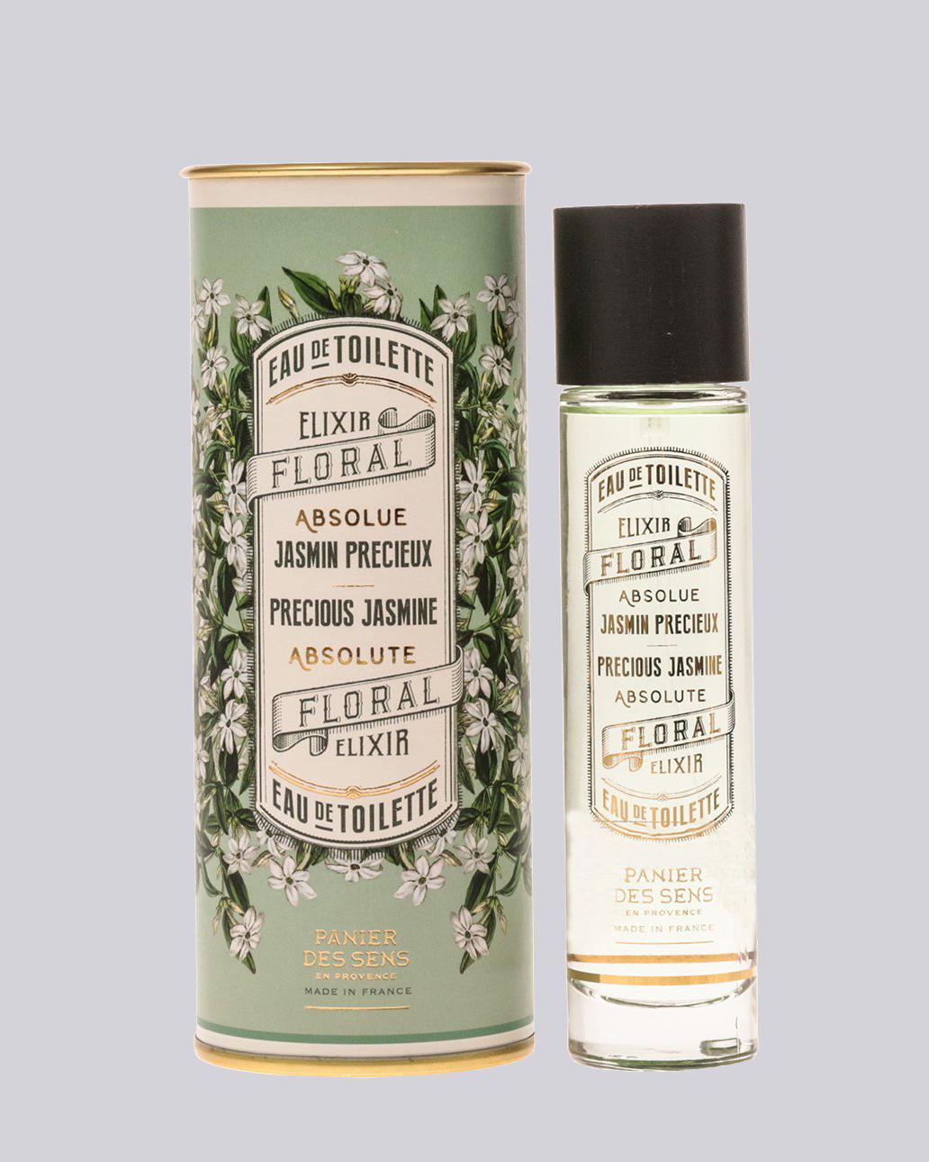 floral wedding perfume panier des sens precious jasmine absolute eau de toilette