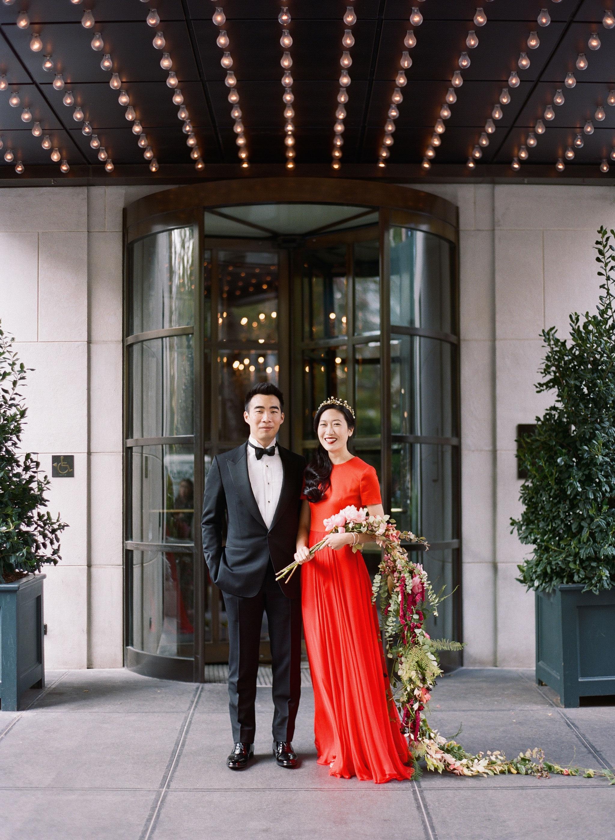 glara matthew wedding couple