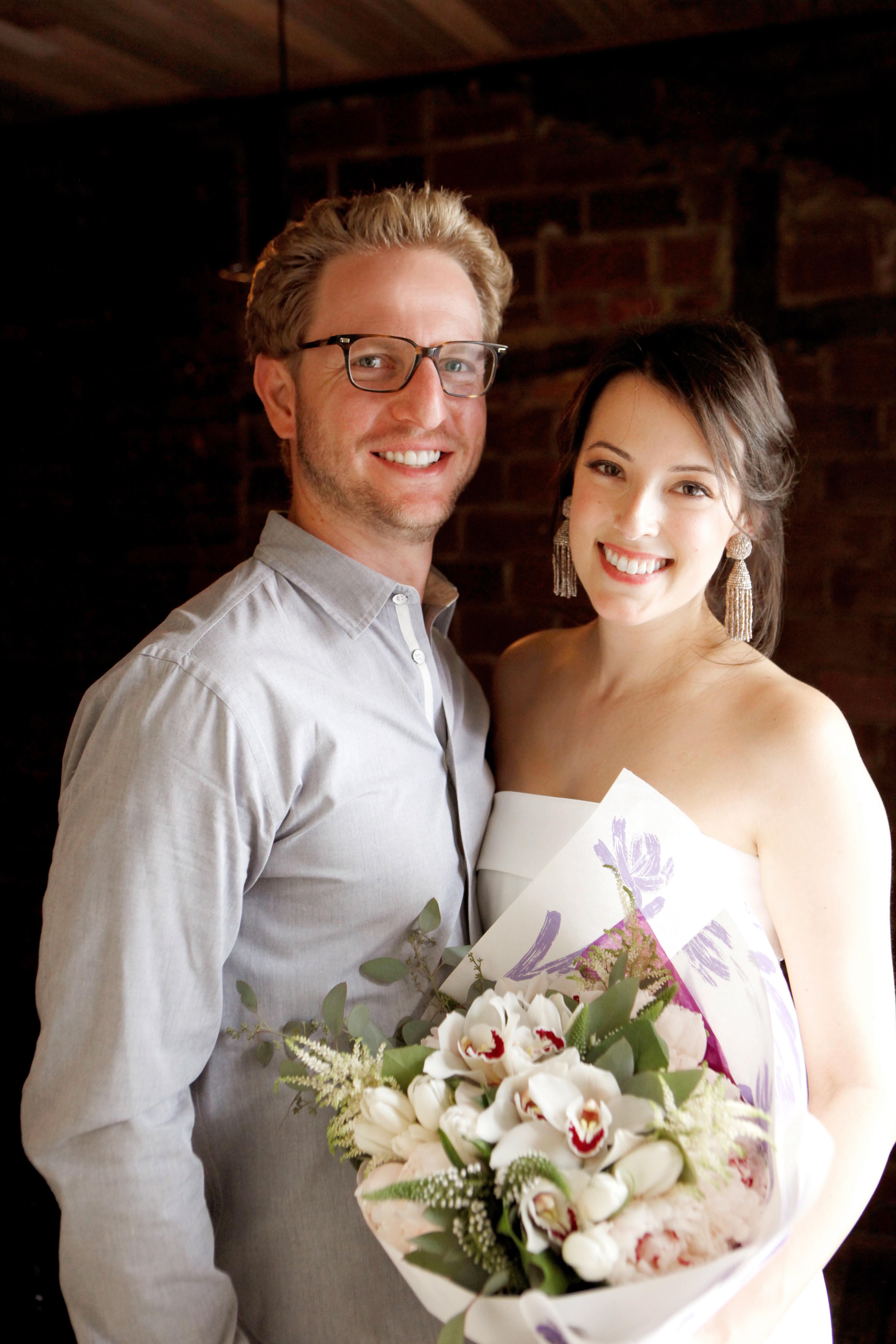 bridal shower groom