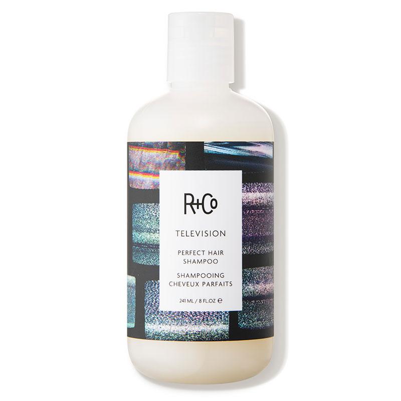 r and co television perfect hair shampoo