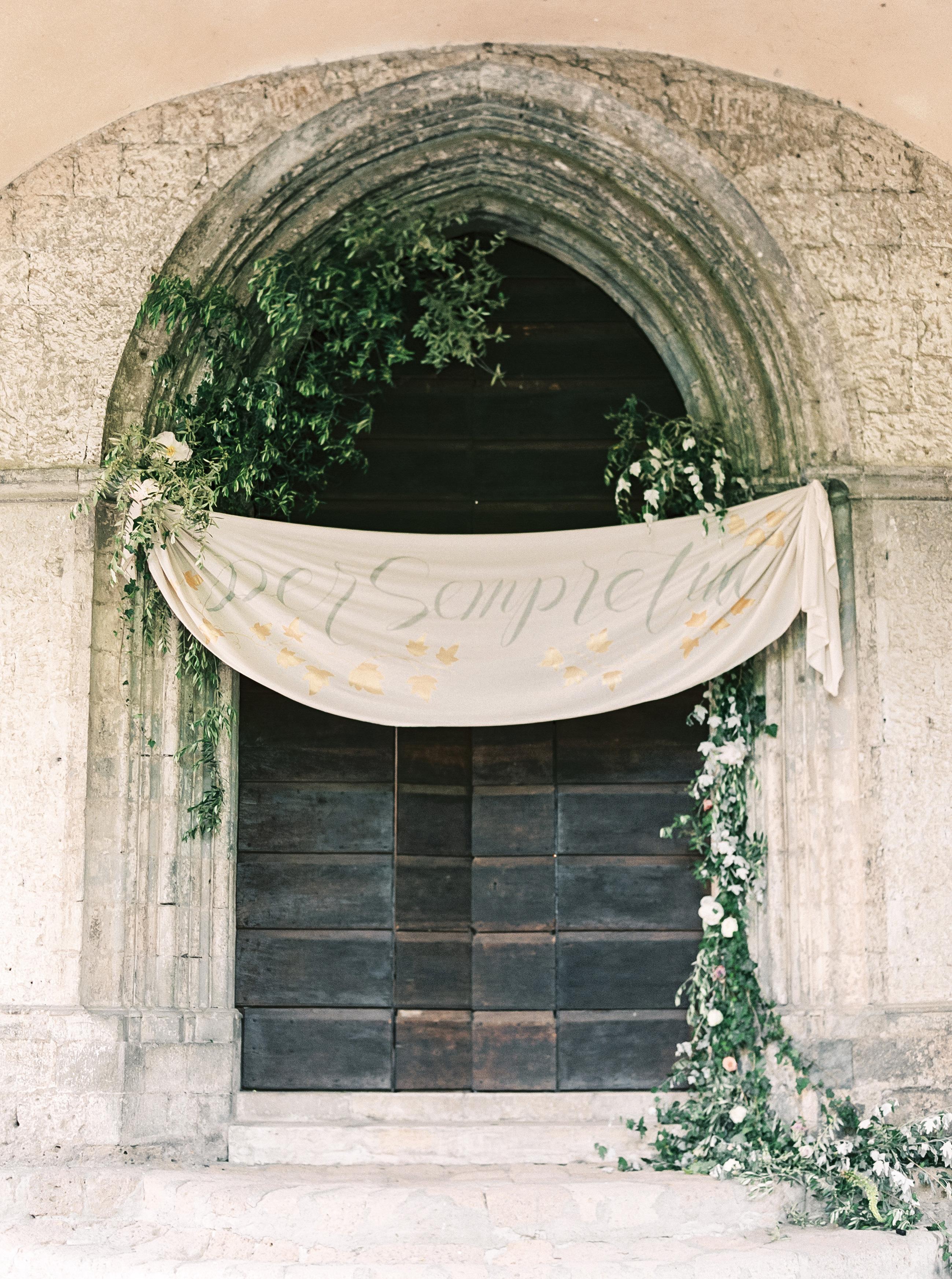 amanda patrick wedding banner