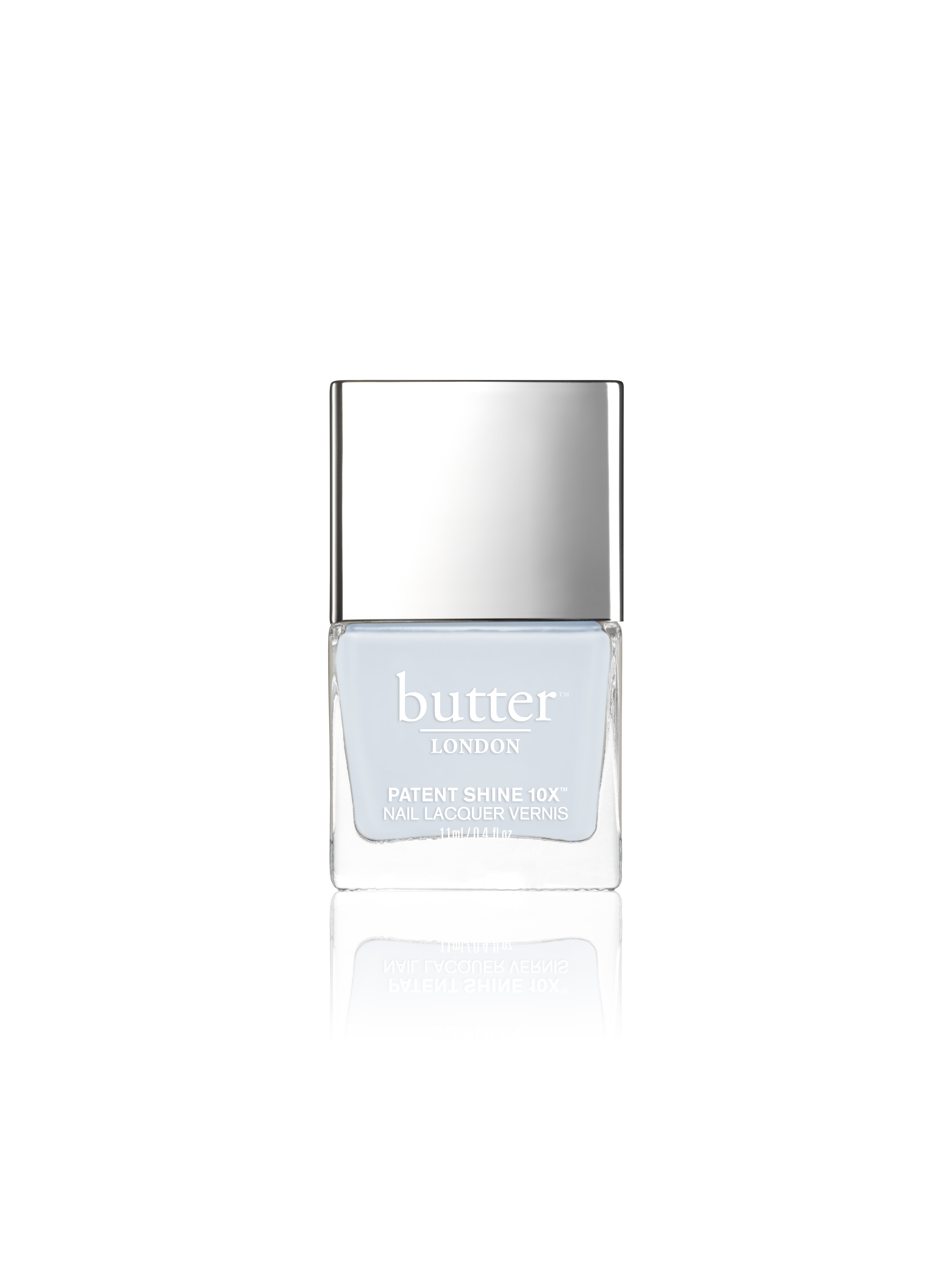 butter LONDON's Patent Shine Nail Polish in Candy Floss
