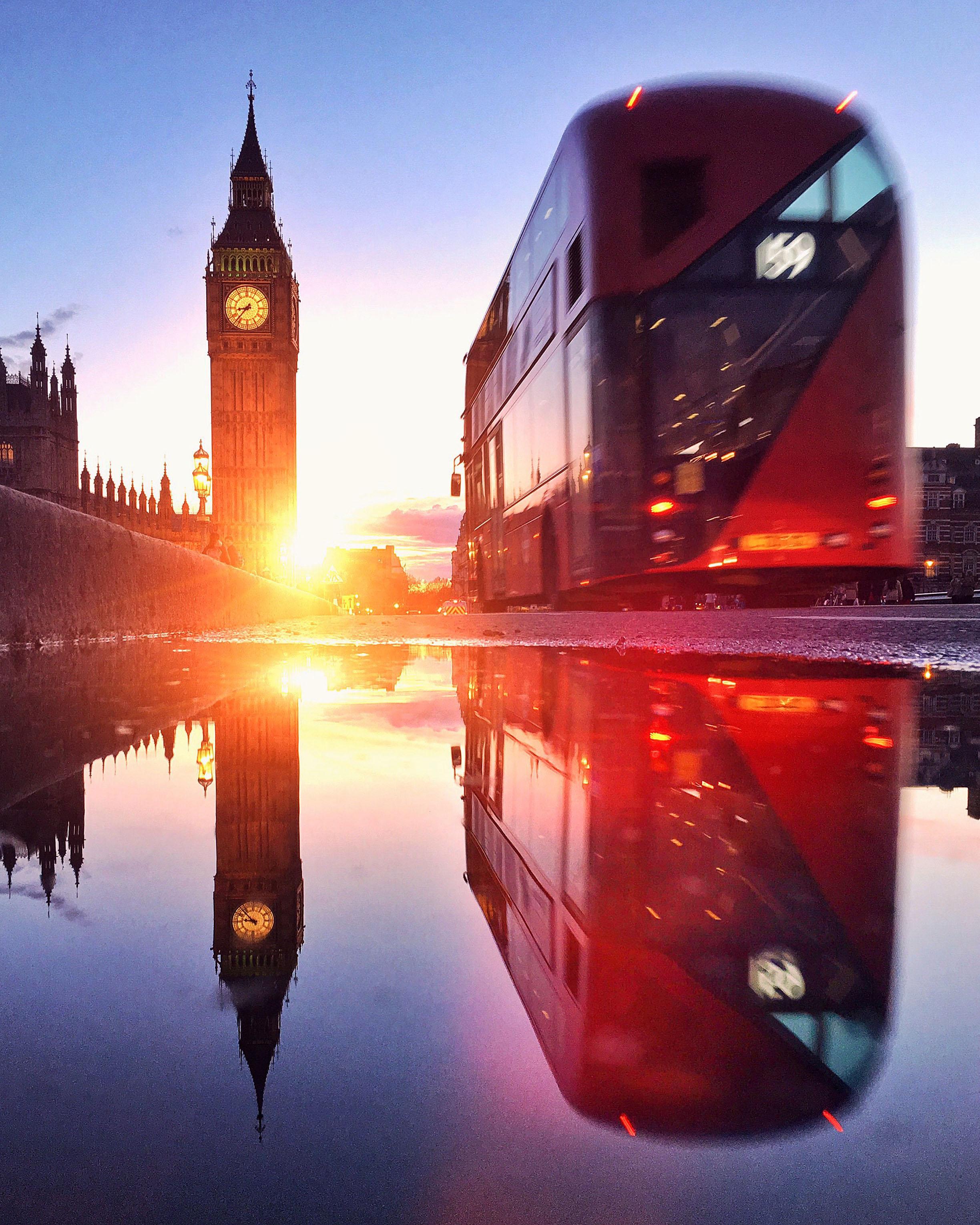 london travel photo
