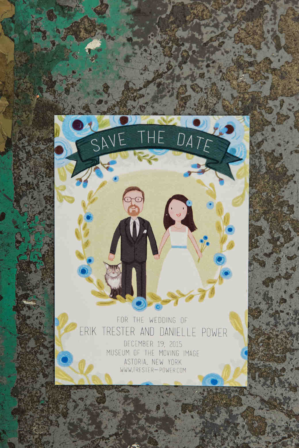 wedding save-the-date