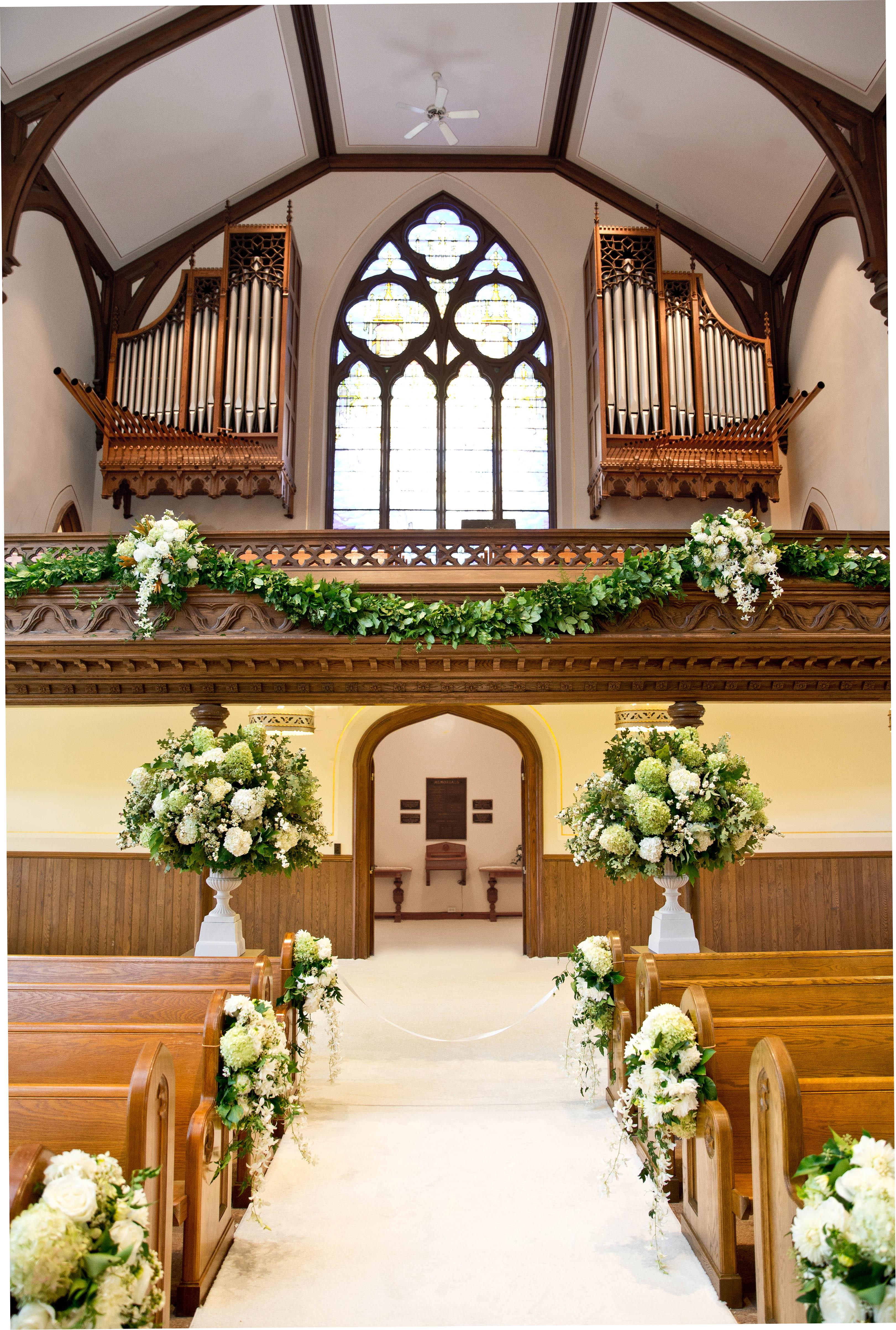 cass heath wedding michigan church