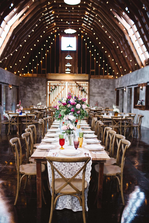 overlook barn details