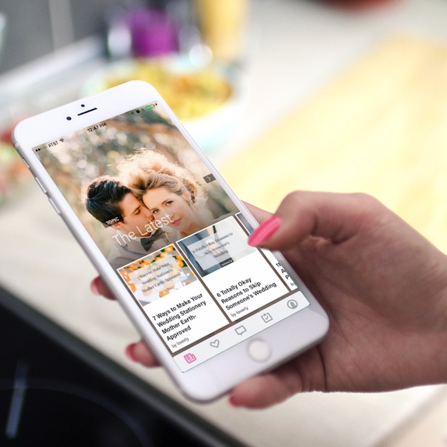 lover.ly Wedding Planning App