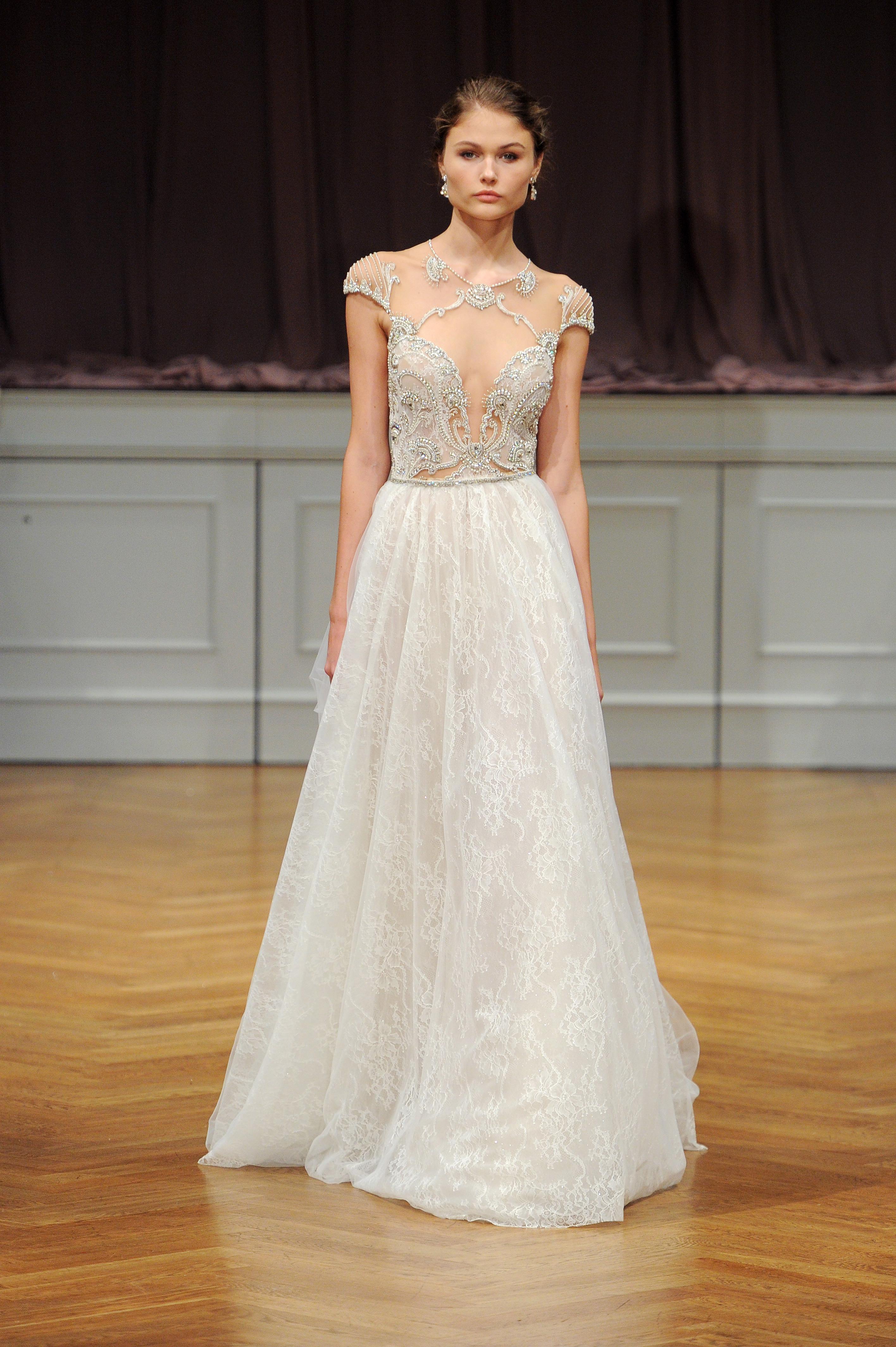 Alon Livne White Fall 2017 Wedding Dress Collection