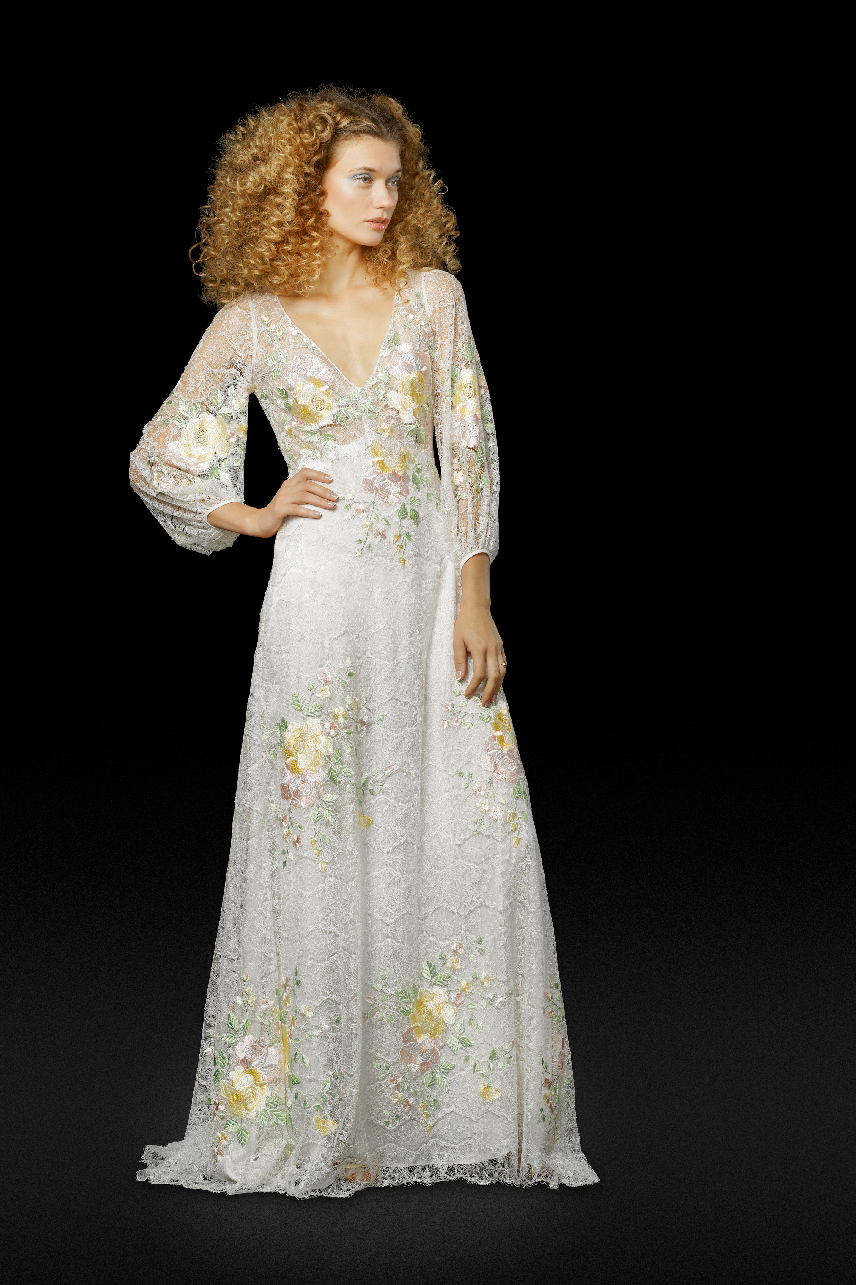 Elizabeth Fillmore Fall 2017 Wedding Dress Collection - Felicity