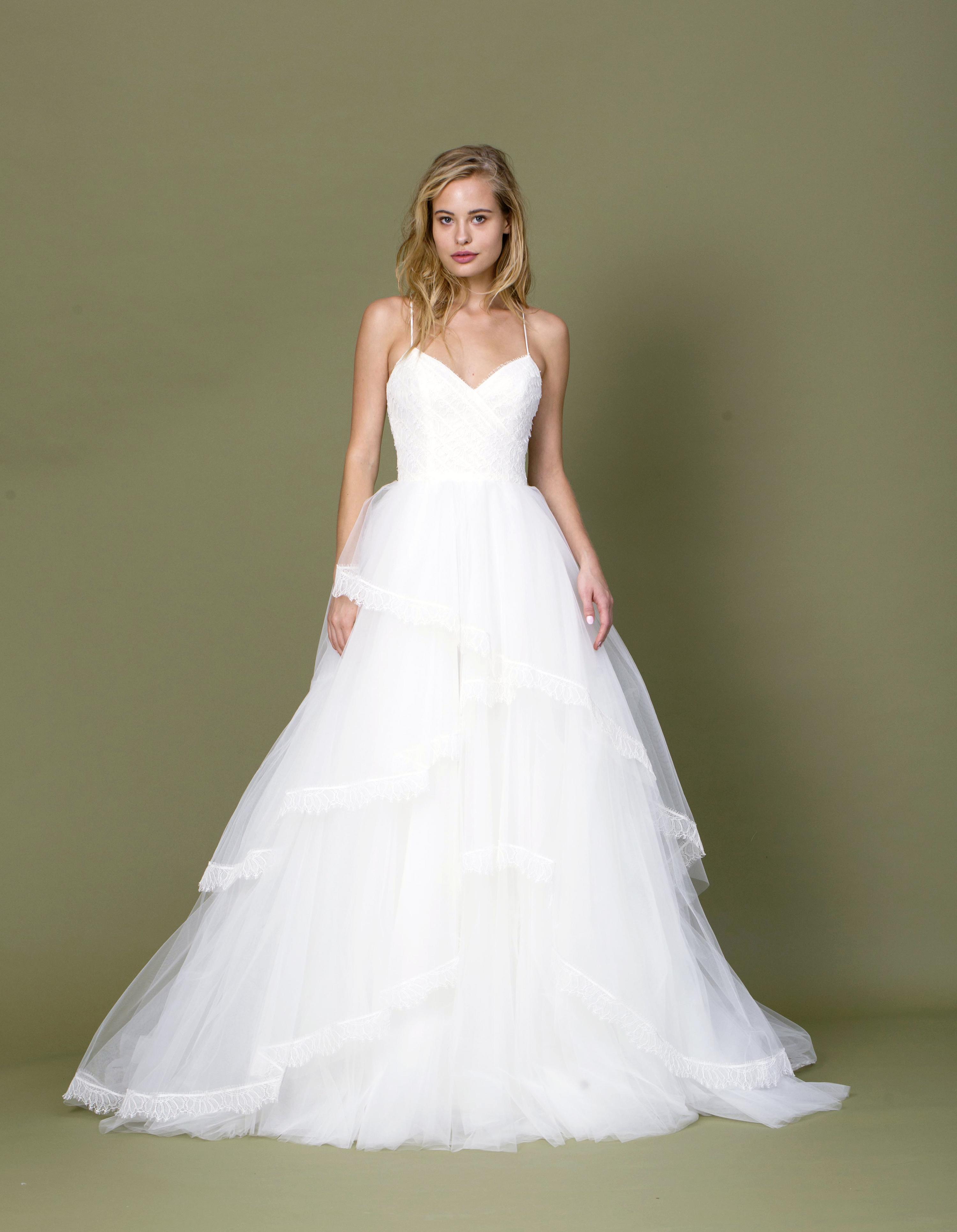 Amsale Christos Fall 2017 Wedding Dress Collection