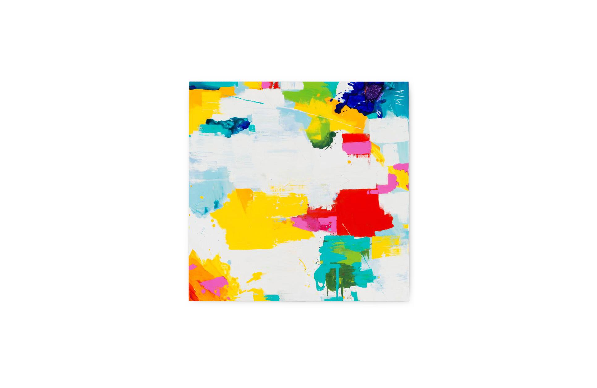 pop of color faribault grenaway wall art zola