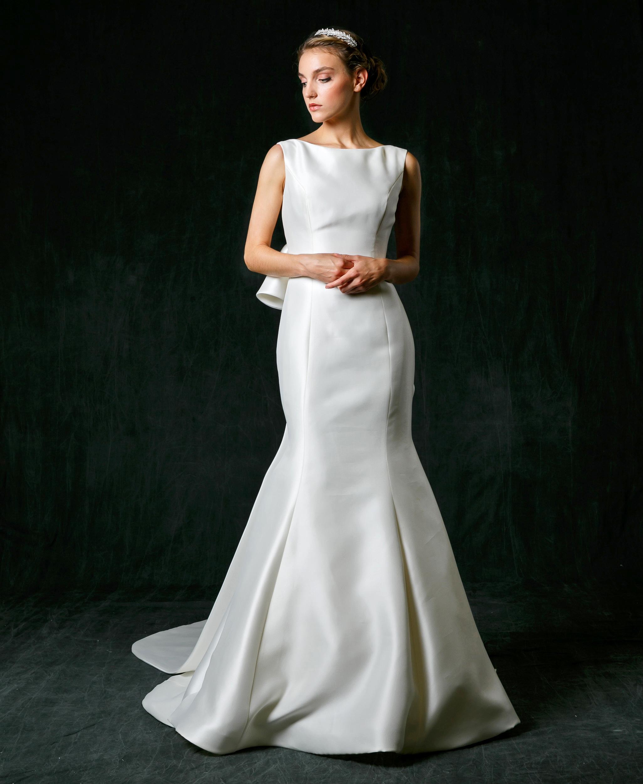 Sareh Nouri Fall 2017 Wedding Dress Collection