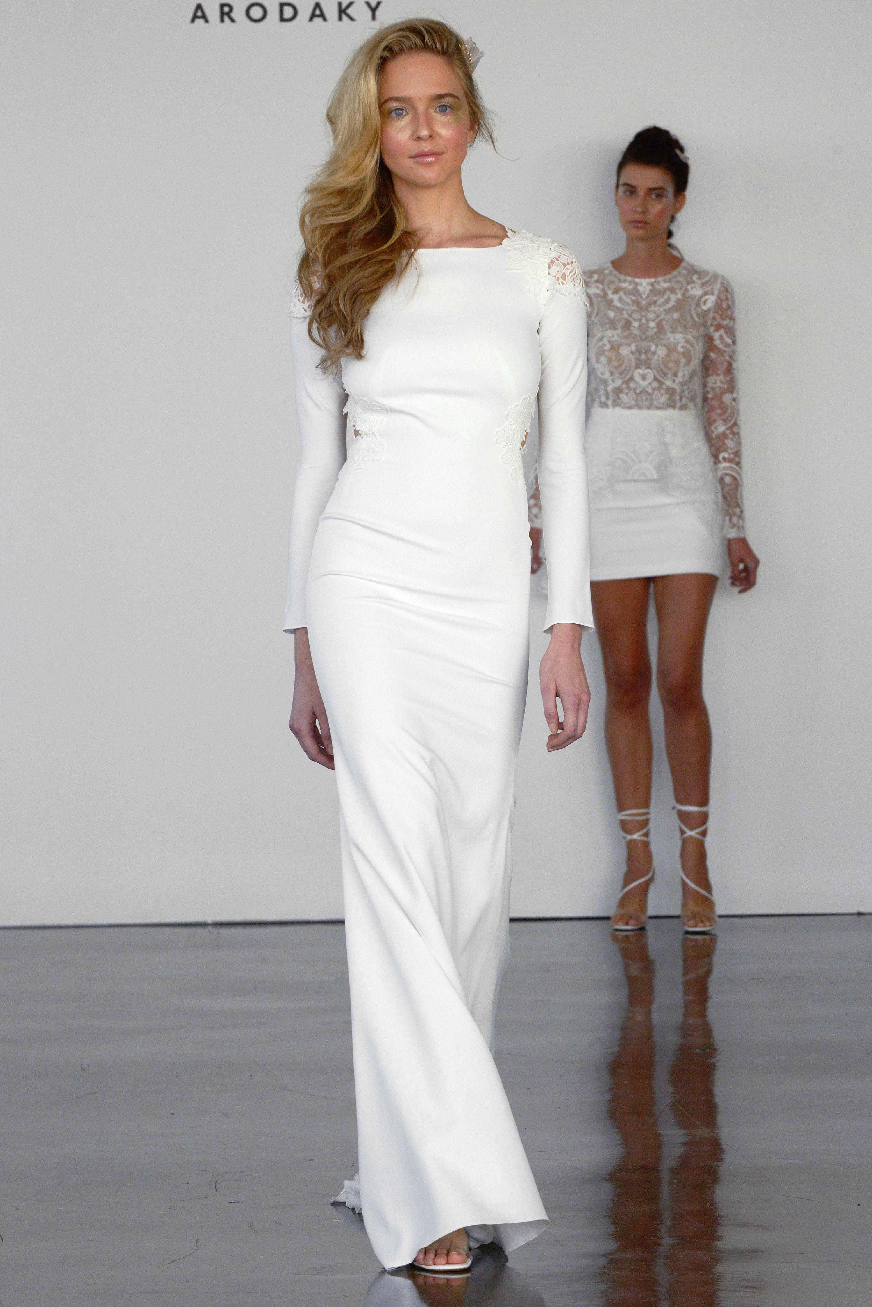 Rime Arodaky wedding dress - 6 Fall 2017