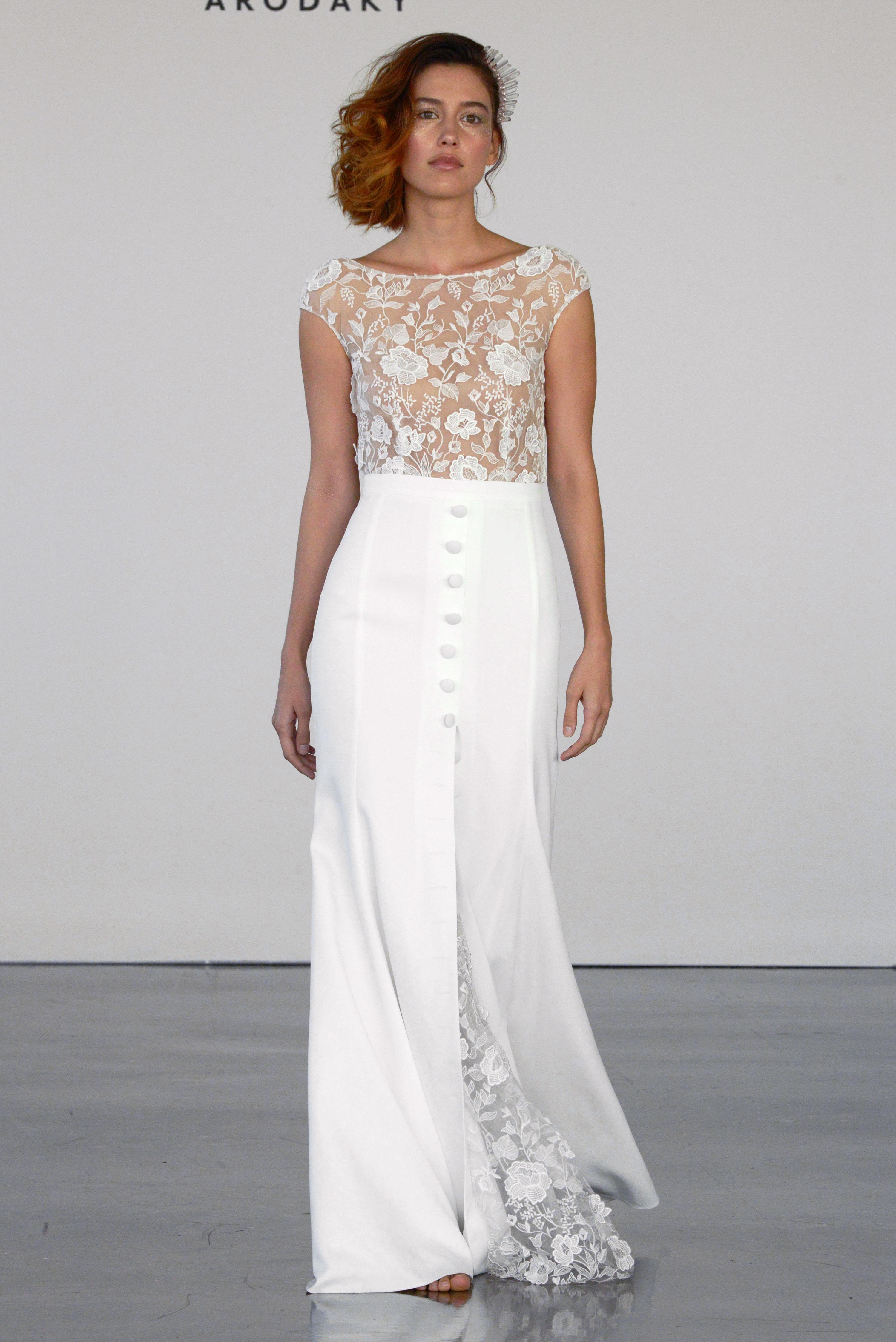 Rime Arodaky wedding dress - 8 Fall 2017