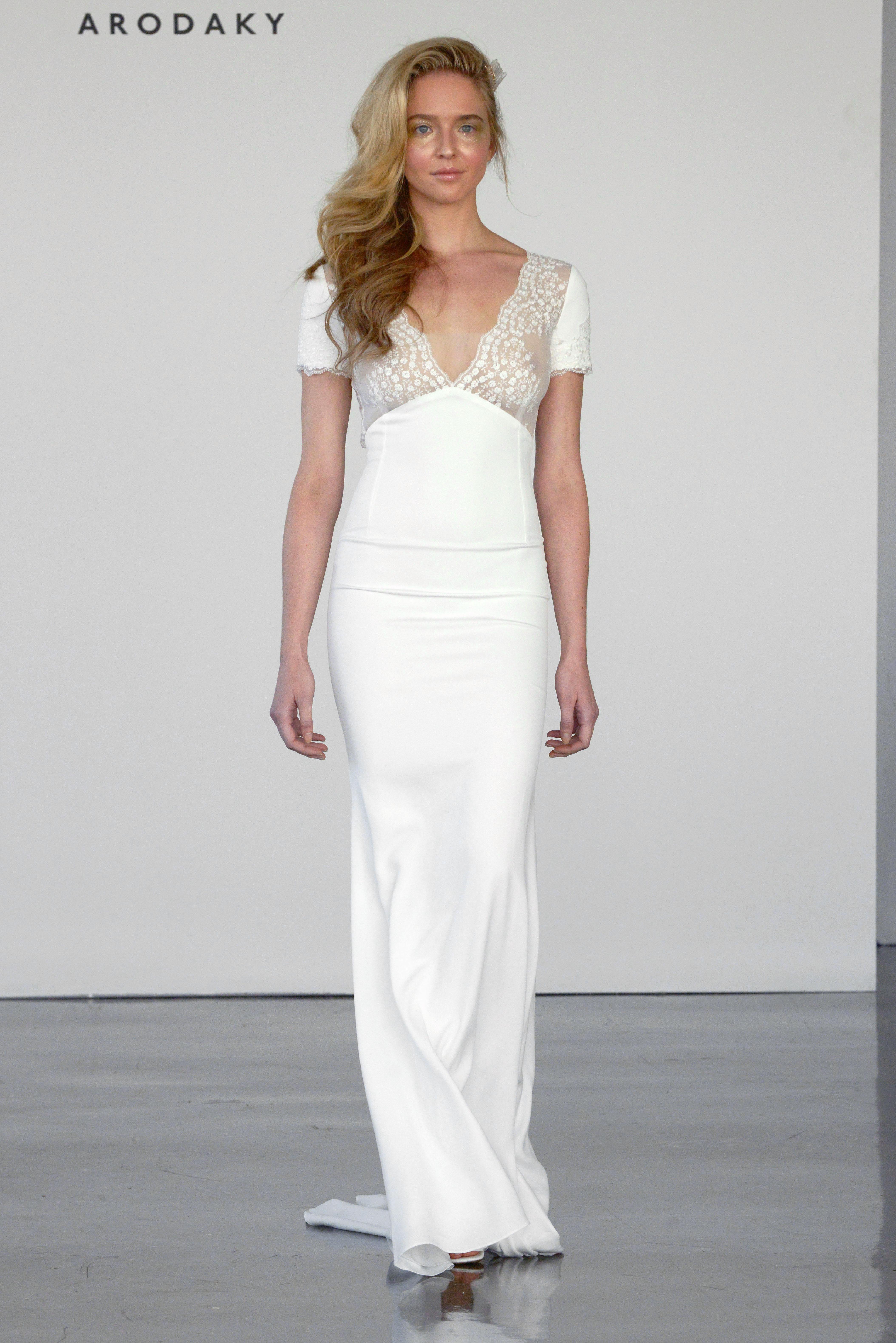 Rime Arodaky wedding dress 14 Fall 2017